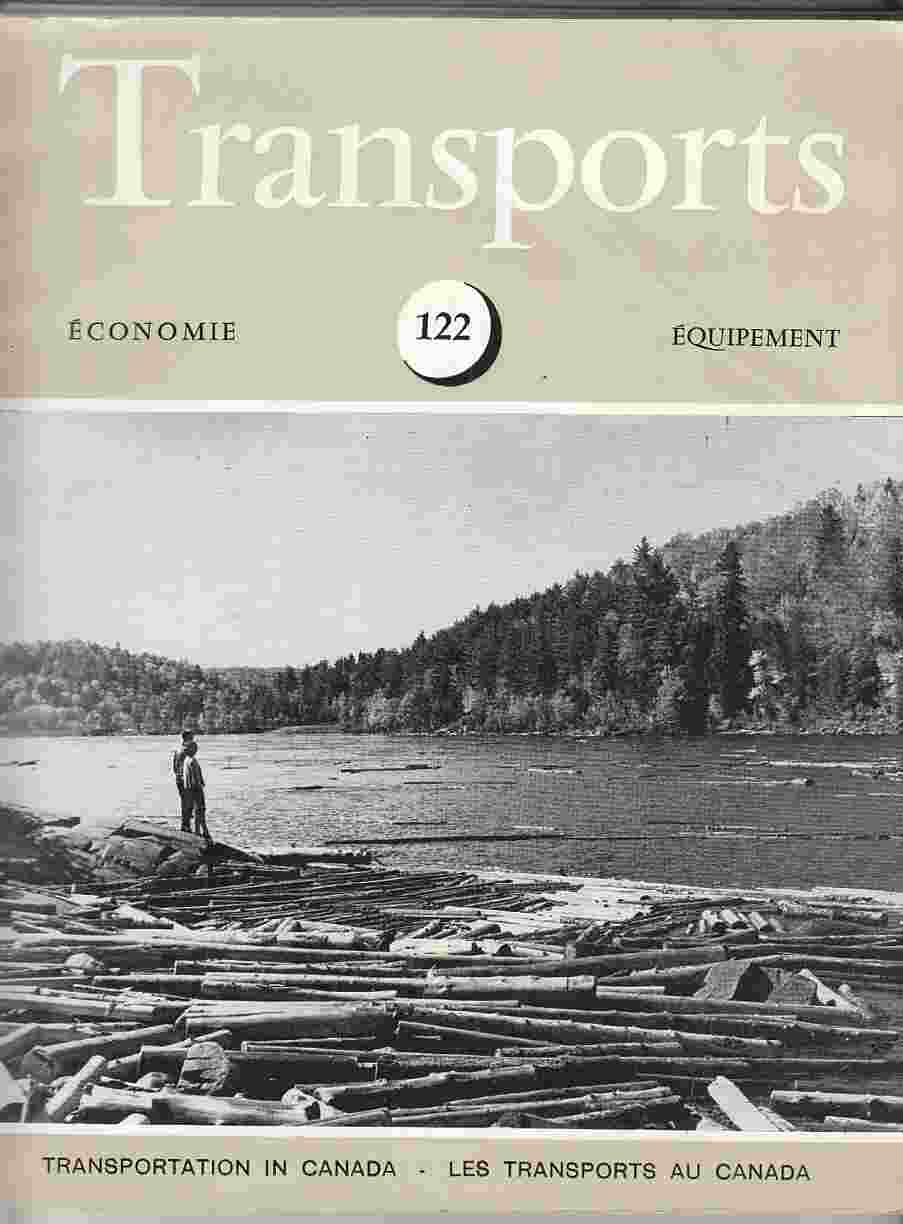 Image for Transports: Economie, Realisations, Equipement Les Transports Au Canada / Transportation in Canada