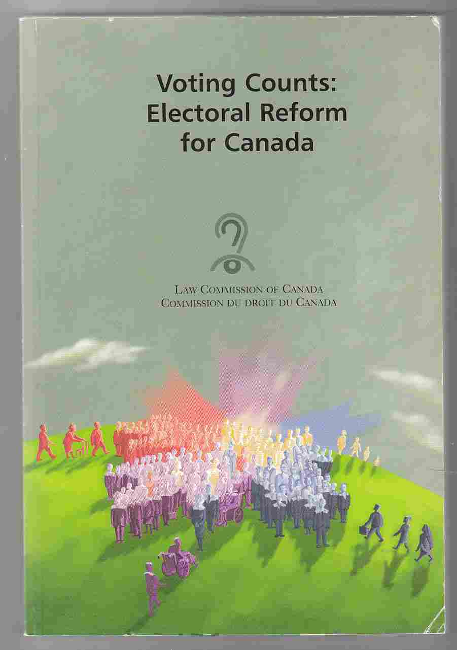 Image for Voting Counts: Electoral Reform for Canada