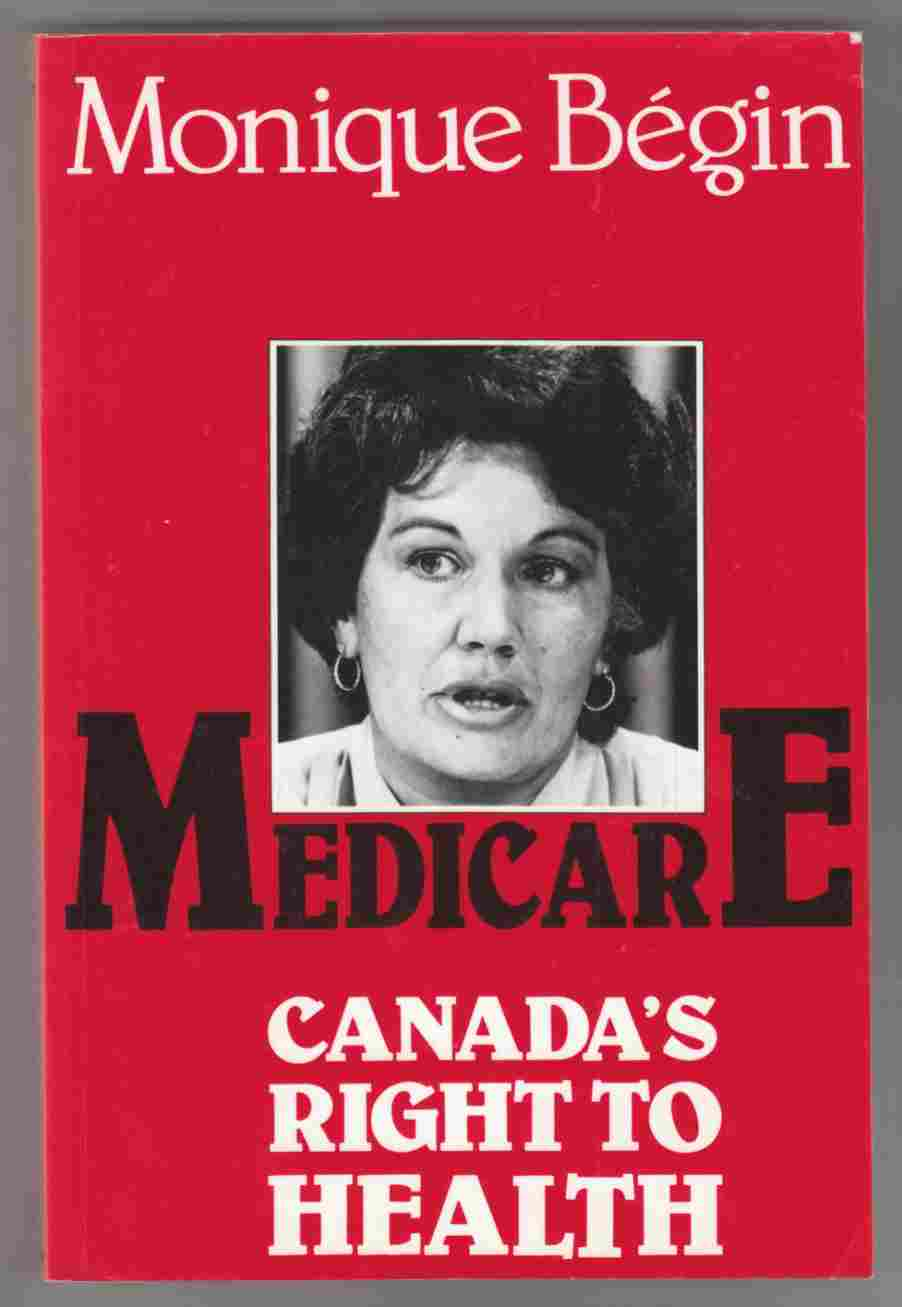 Image for Medicare Canada's Right to Health