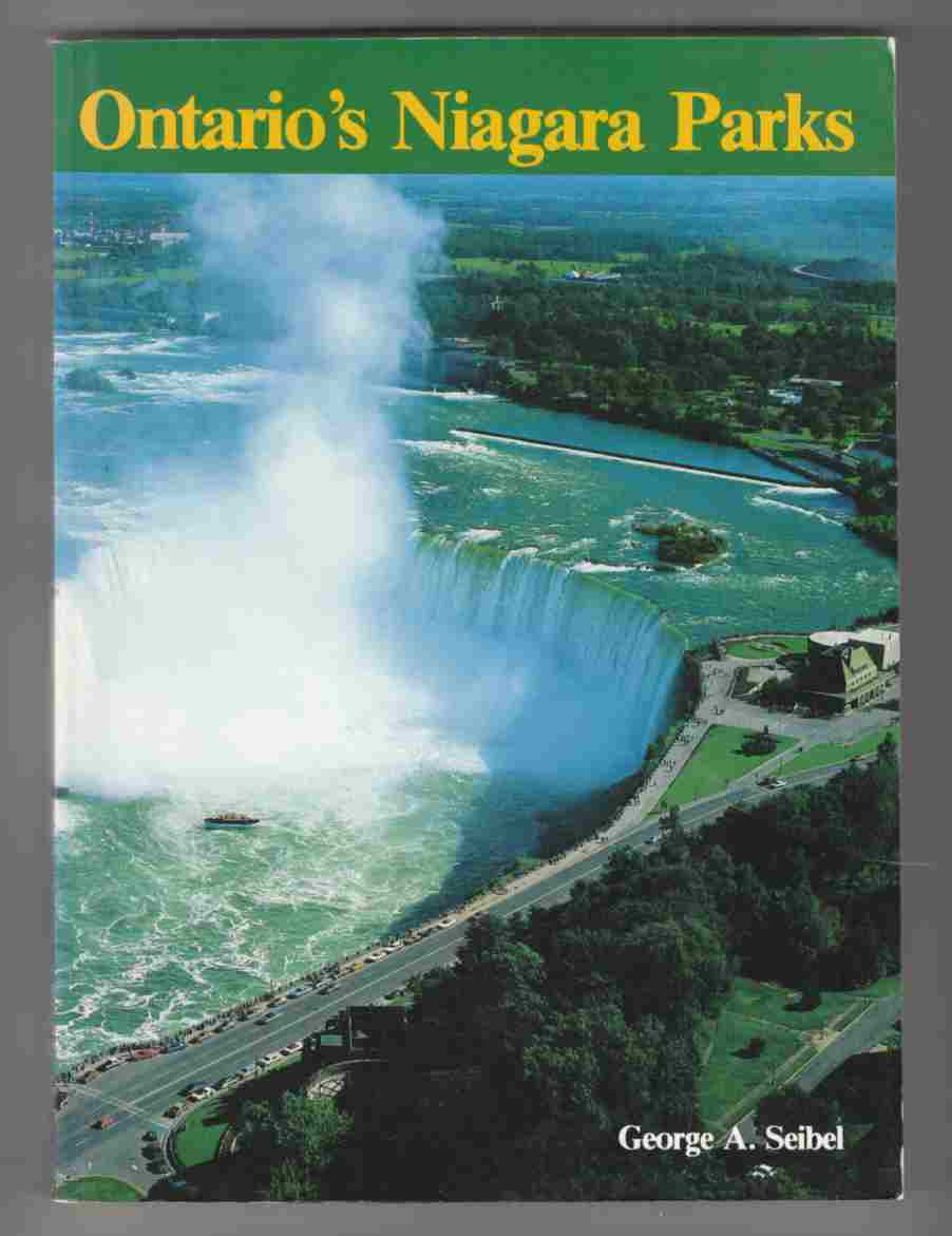 Image for Ontario's Niagara Parks, a History