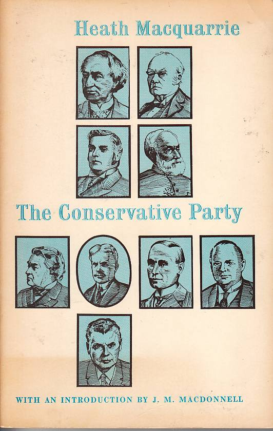 Image for The Conservative Party
