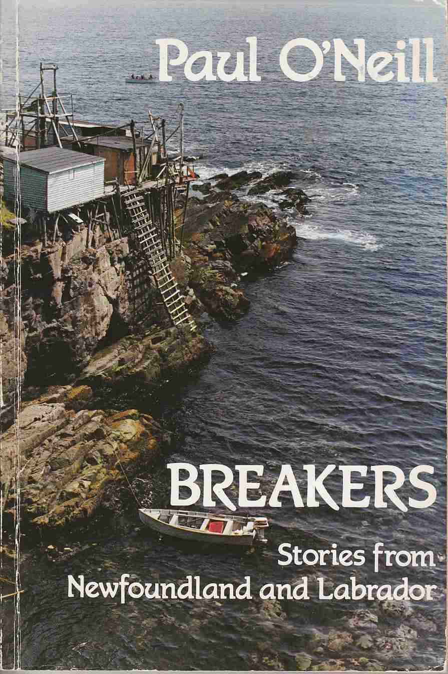 Image for Breakers Stories from Newfoundland and Labrador