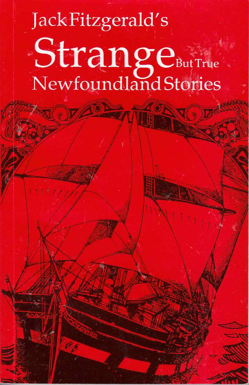 Image for Strange but True Newfoundland Stories