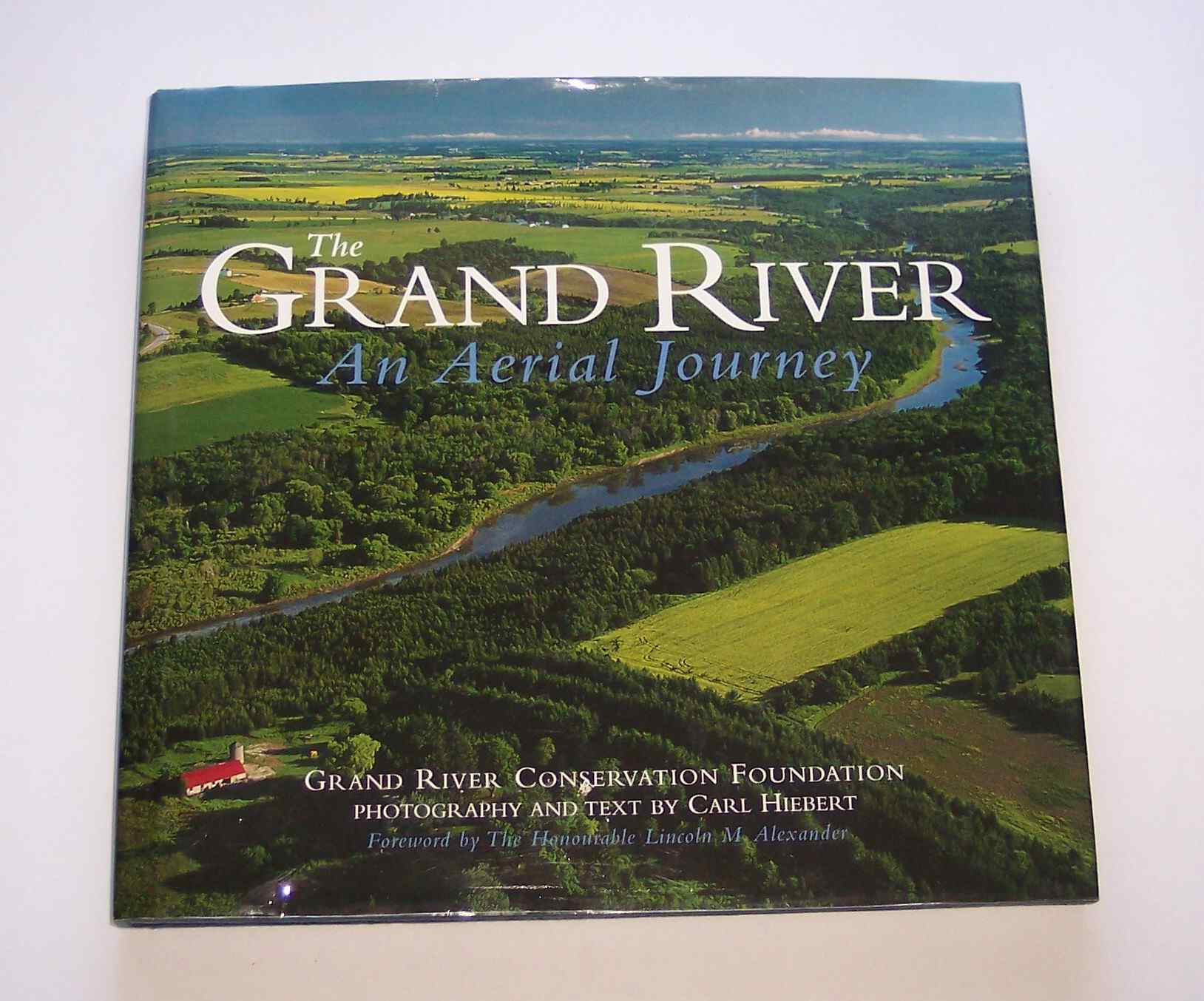 Image for The Grand River An Aerial Journey