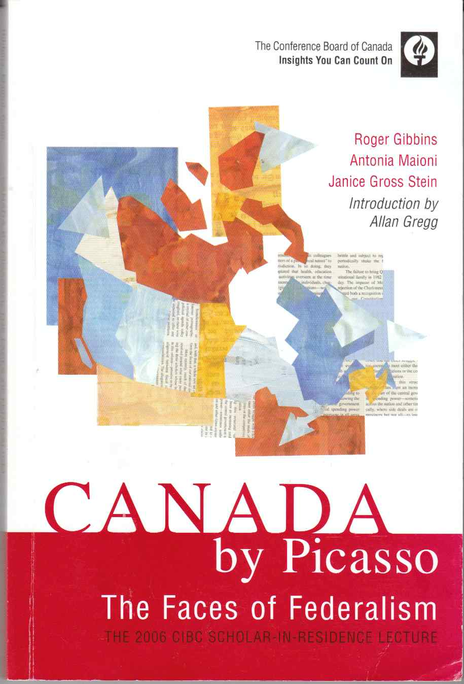 Image for Canada by Picasso The Faces of Federalism