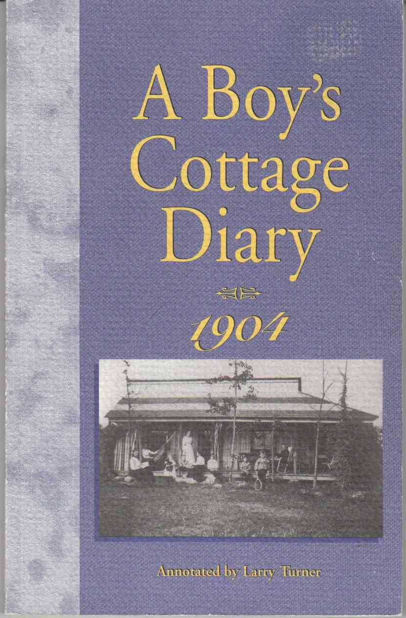 Image for A Boy's Cottage Diary 1904