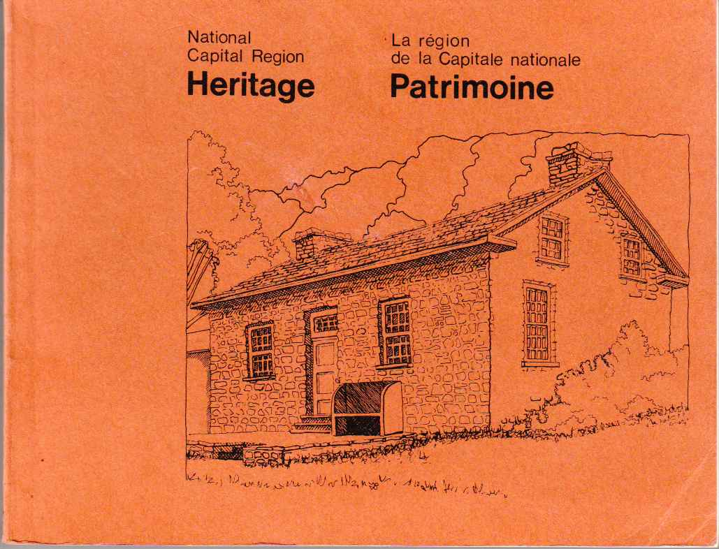 Image for National Capital Region Heritage