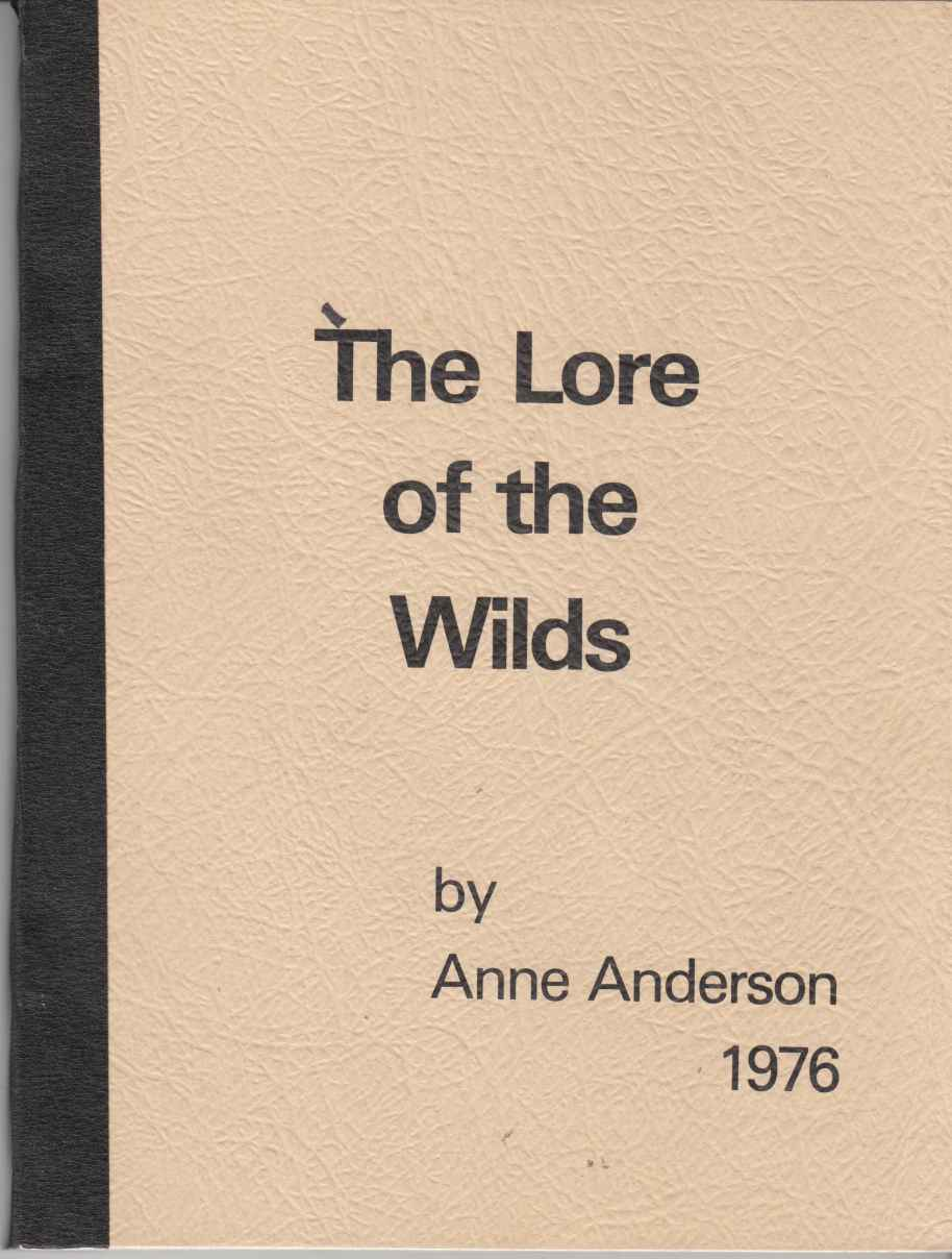Image for The Lore of the Wilds