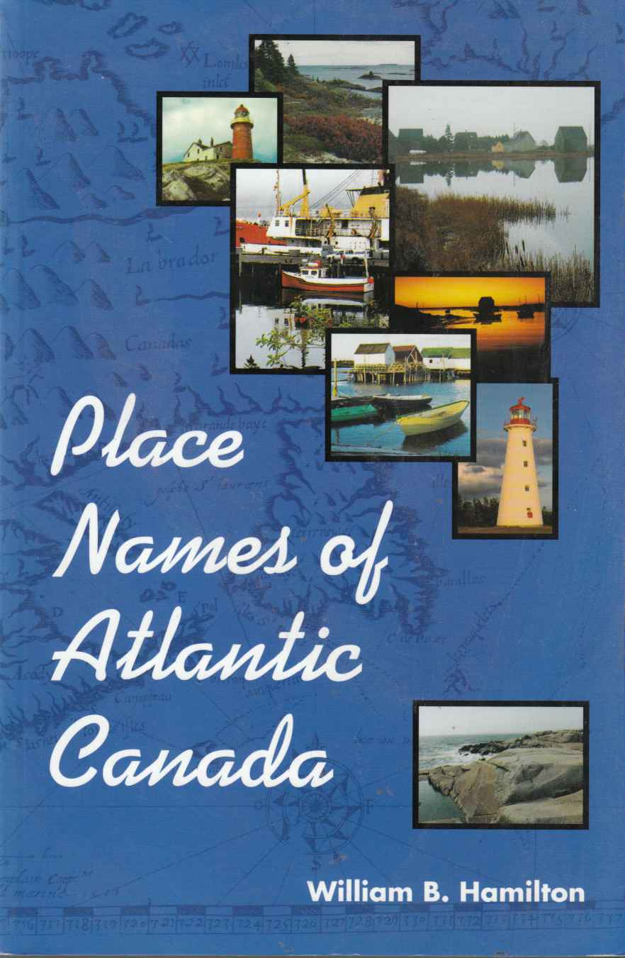 Image for Place Names of Atlantic Canada