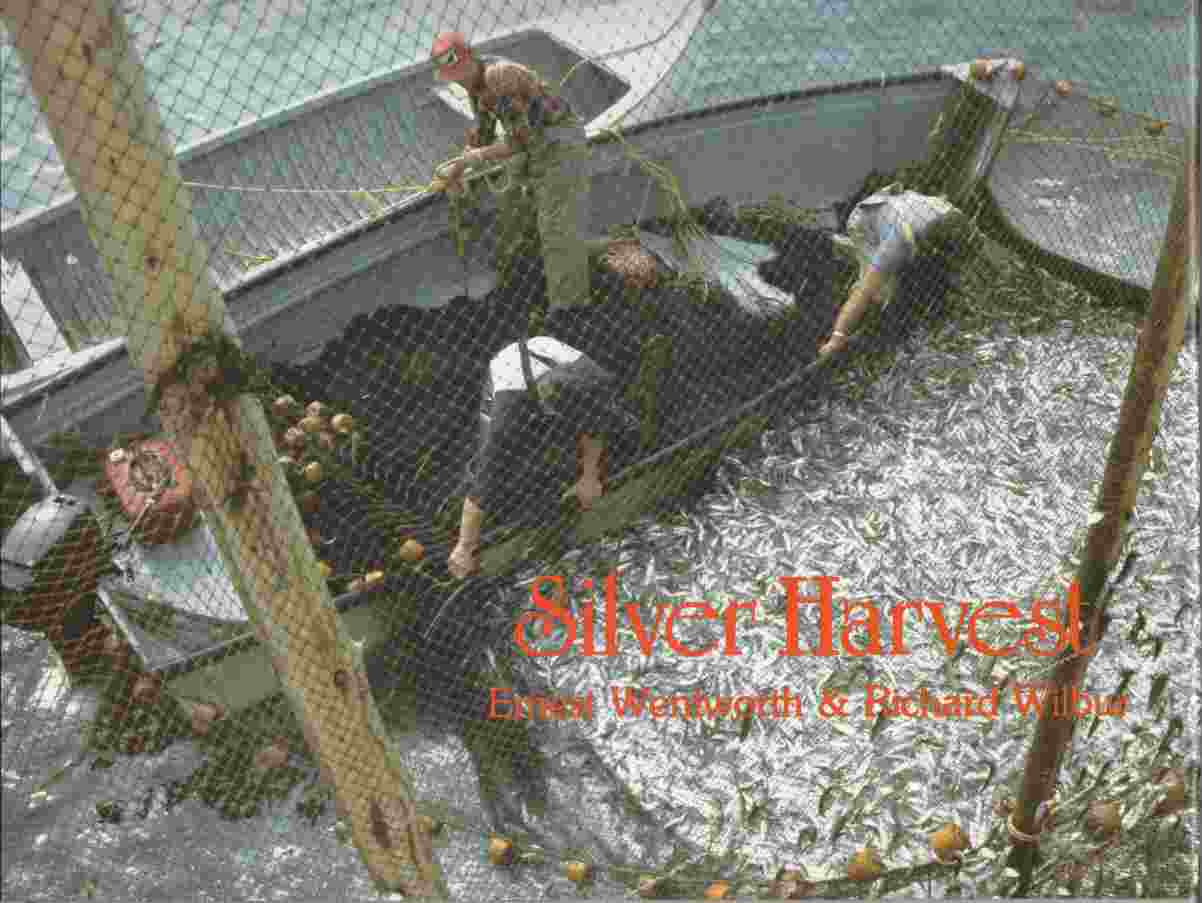 Image for Silver Harvest:  The Fundy Weirmen's Story