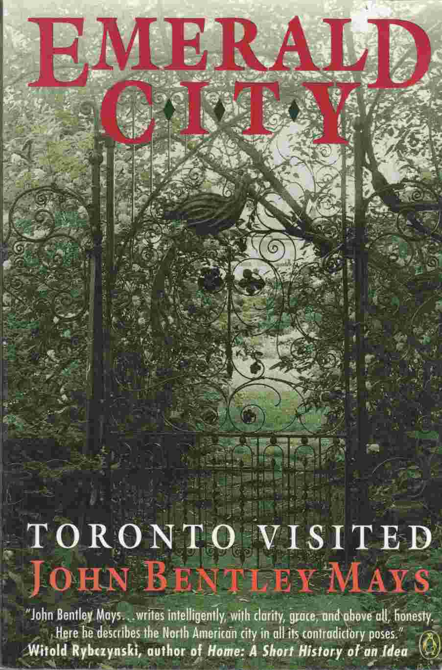 Image for Emerald City Toronto Visited