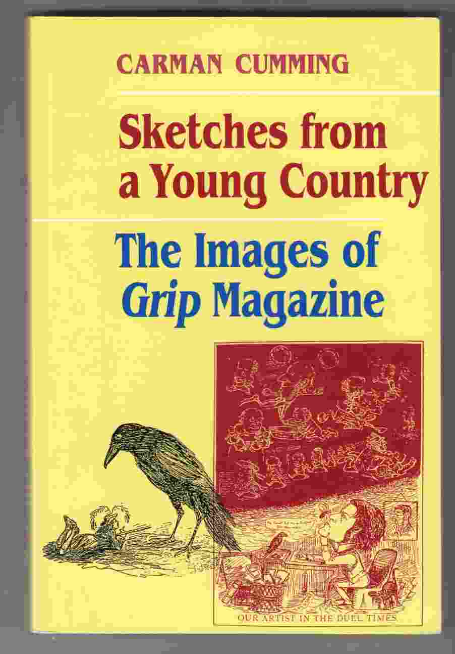 Image for Sketches from a Young Country The Images of Grip Magazine
