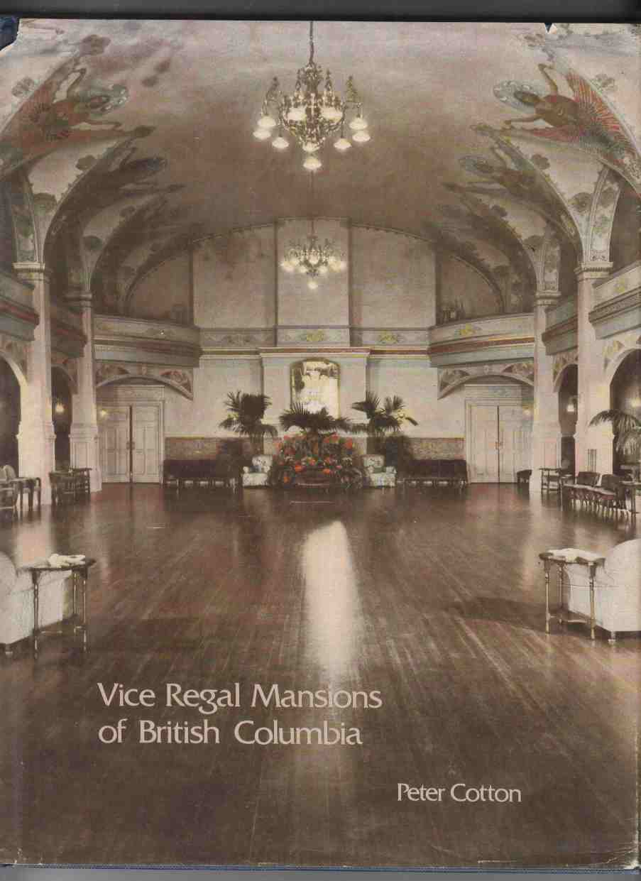 Image for Vice Regal Mansions of British Columbia