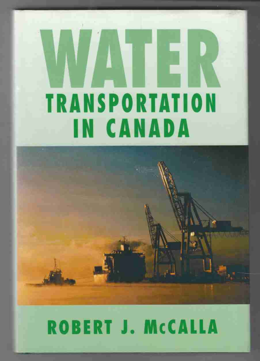 Image for Water Transportation in Canada