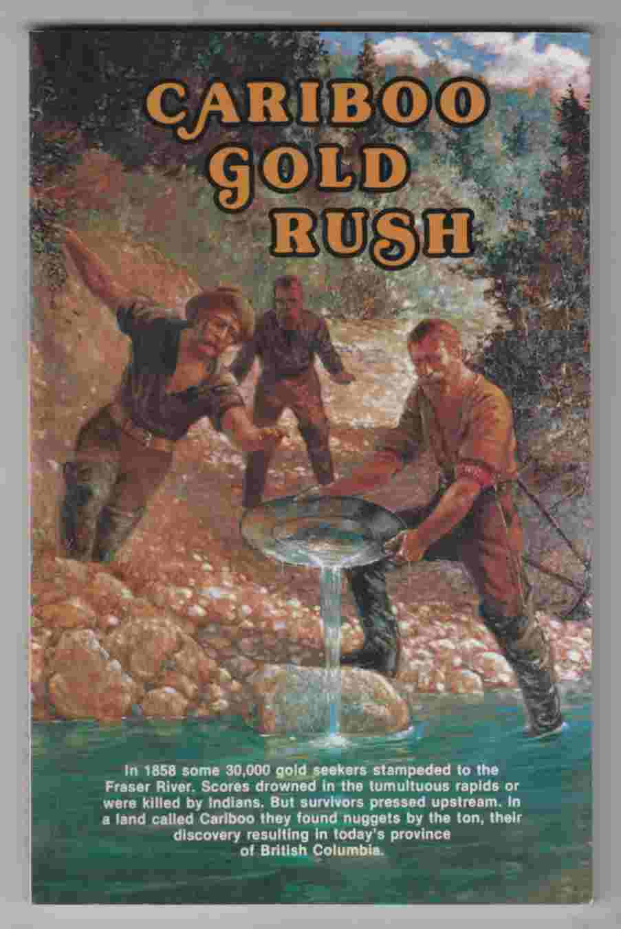 Image for Cariboo Gold Rush