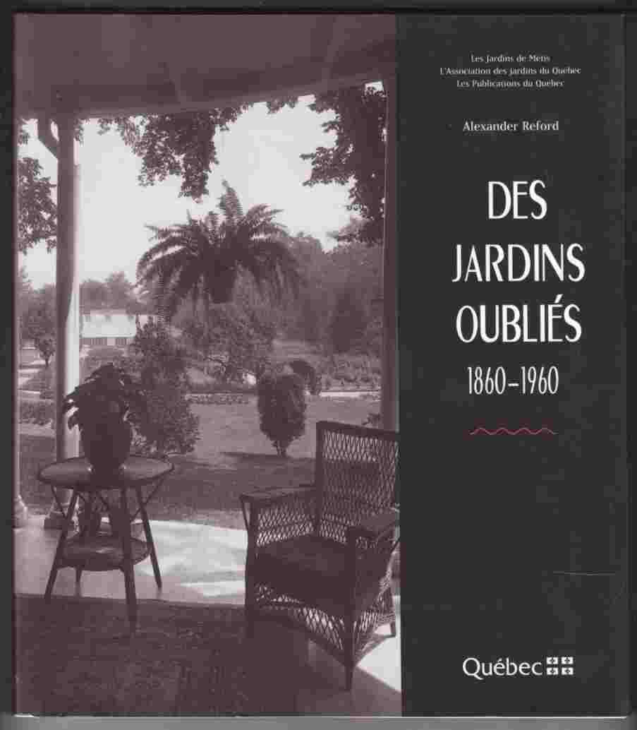 Image for Des Jardins Oublies 1860-1960