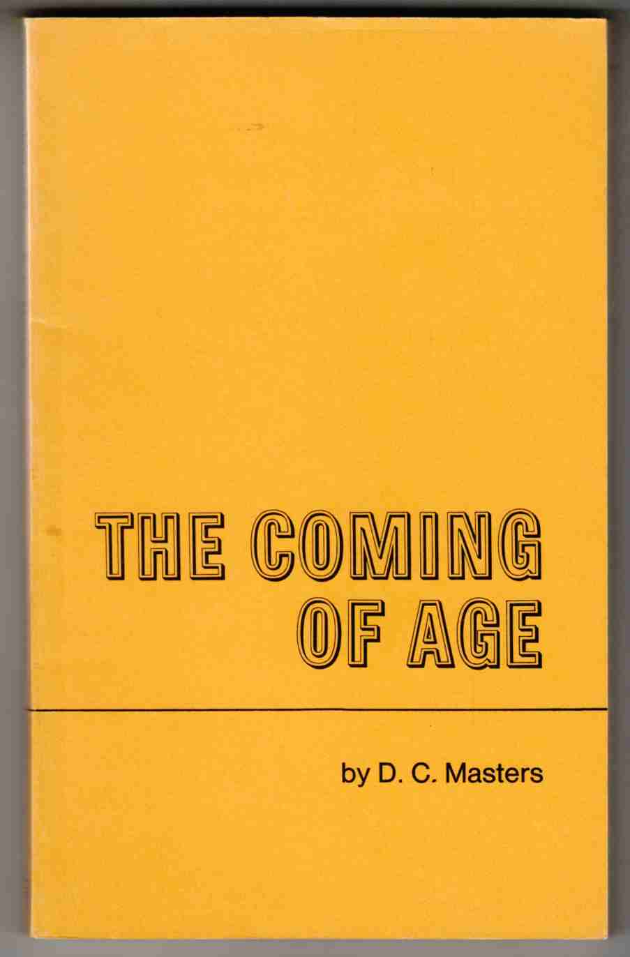 Image for The Coming of Age