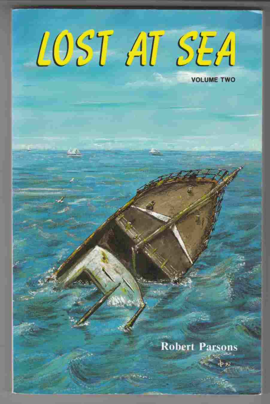 Image for Lost At Sea Volume Two