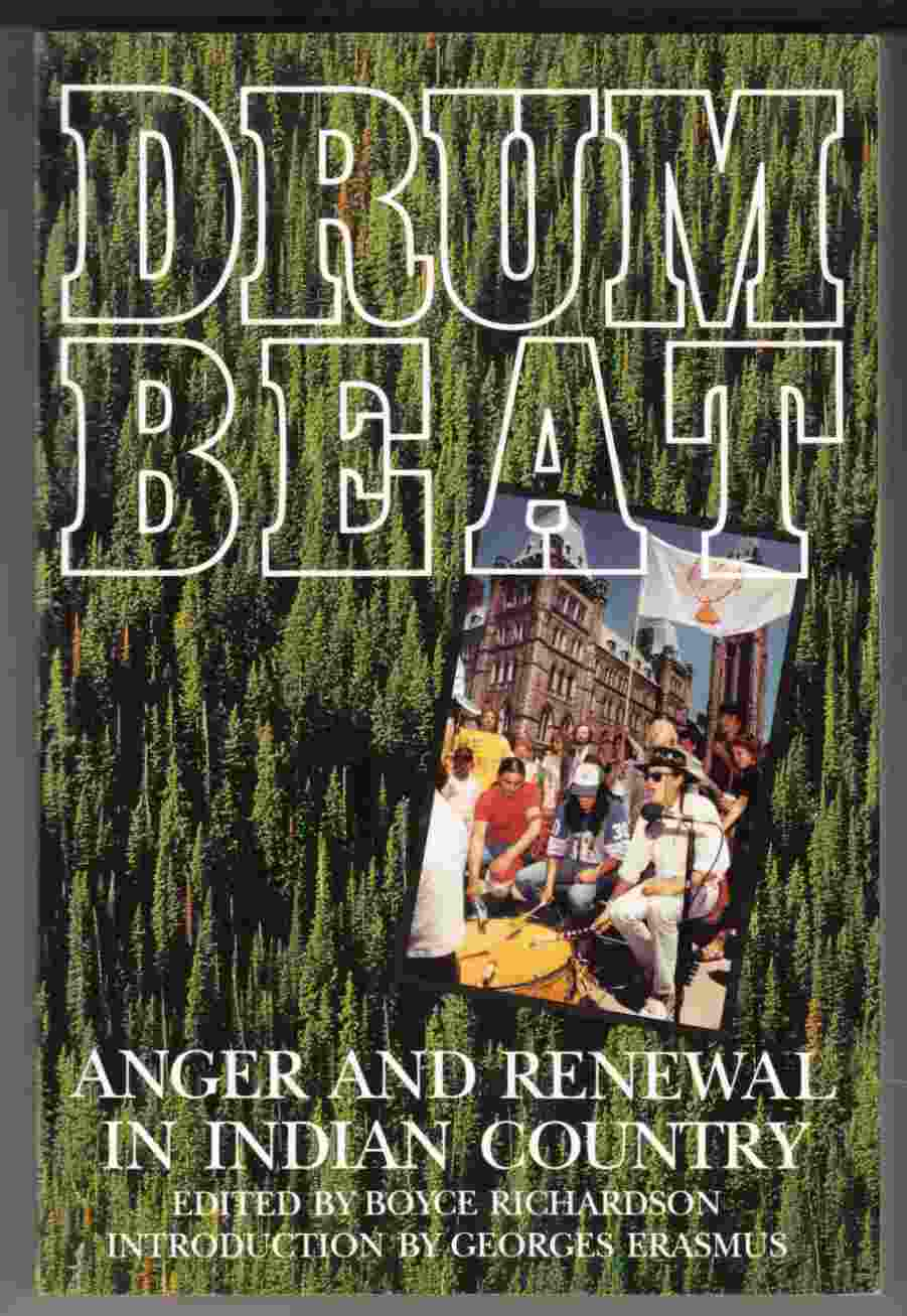 Image for Drumbeat Anger and Renewal in Indian Country