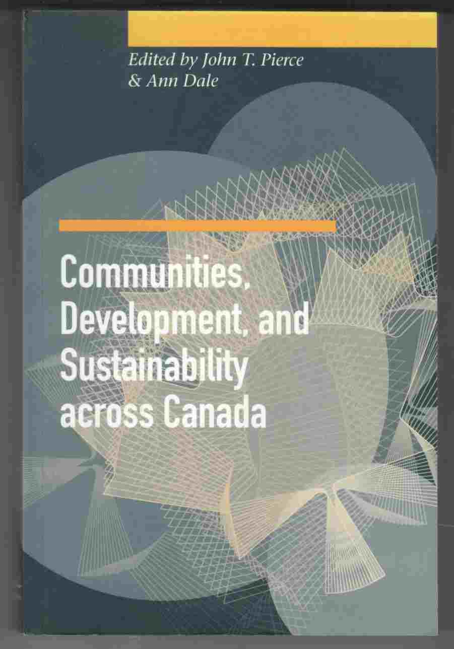 Image for Communities, Development, and Sustainability Across Canada