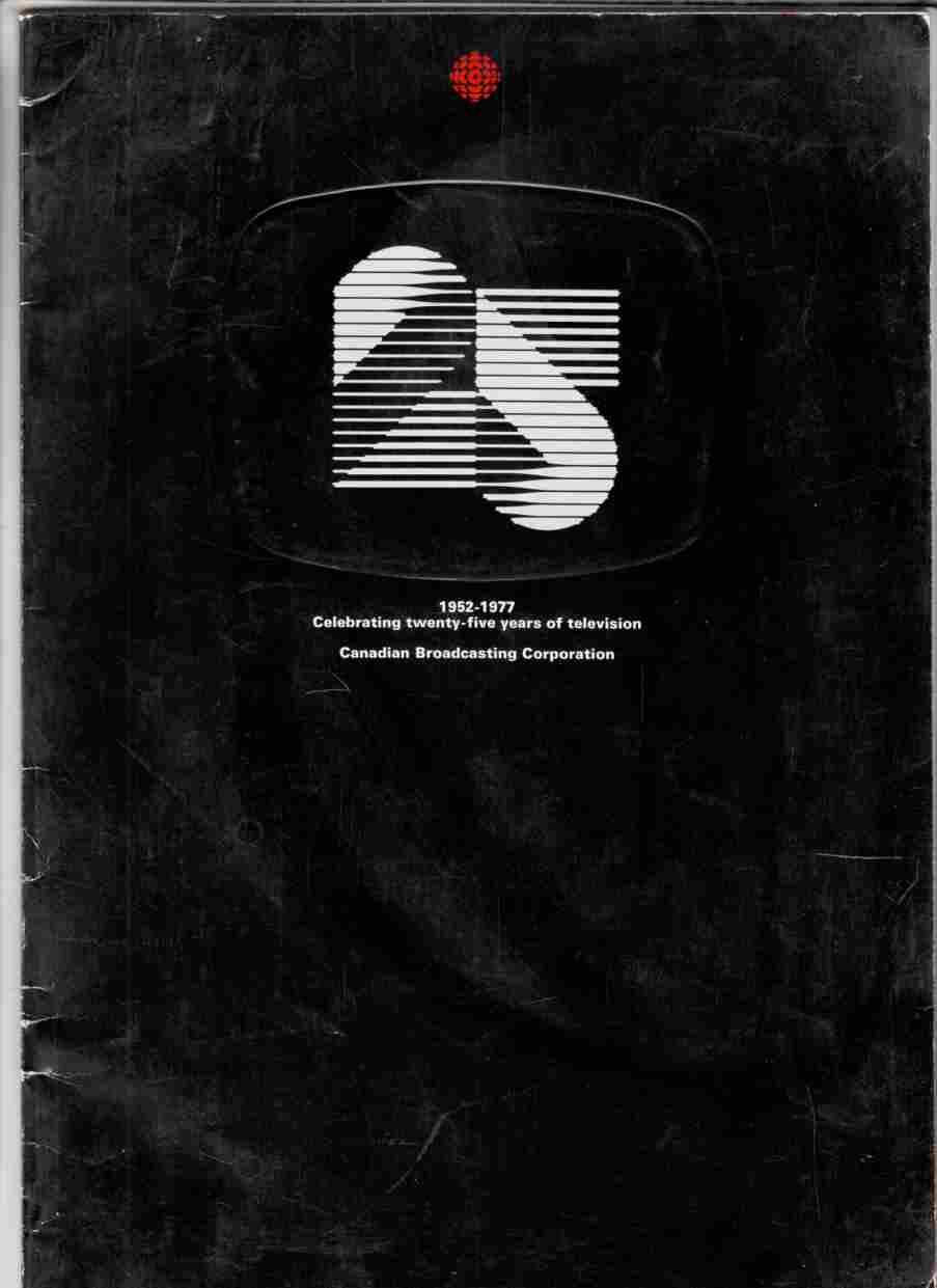 Image for 1952-1977 Celebrating Twenty-Five Years of Television