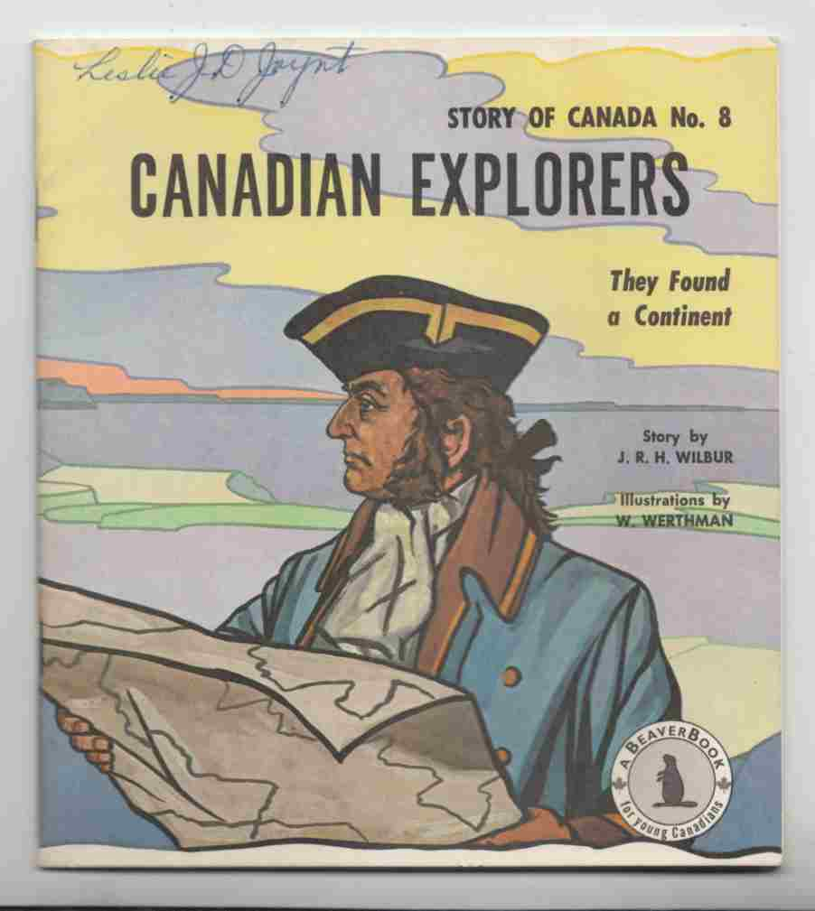 Image for Canadian Explorers Story of Canada No. 8
