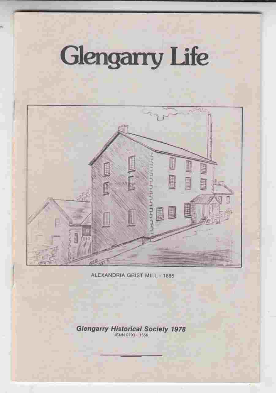 Image for Glengarry Life Glengarry Historical Society 1978