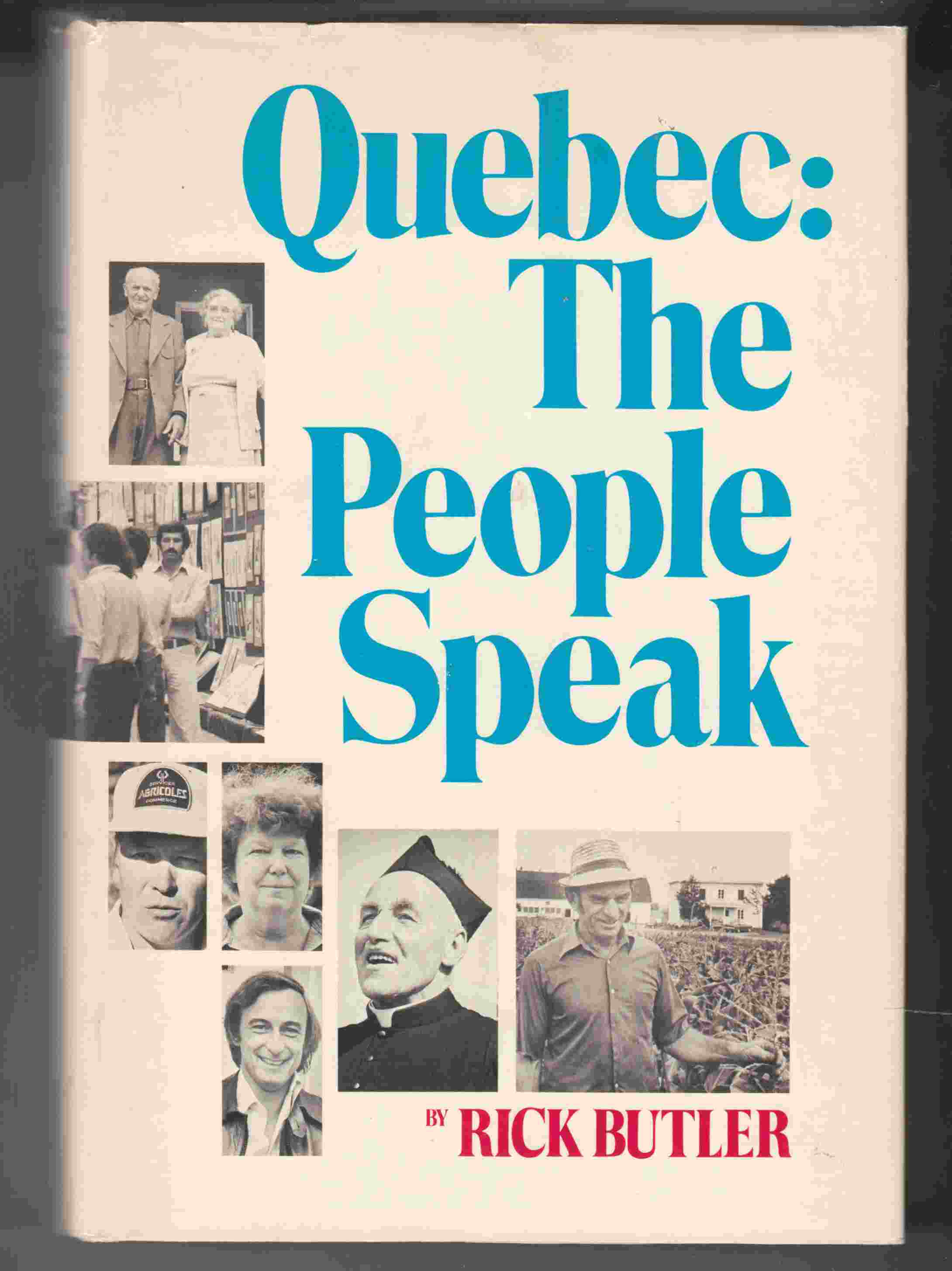 Image for Quebec:  The People Speak