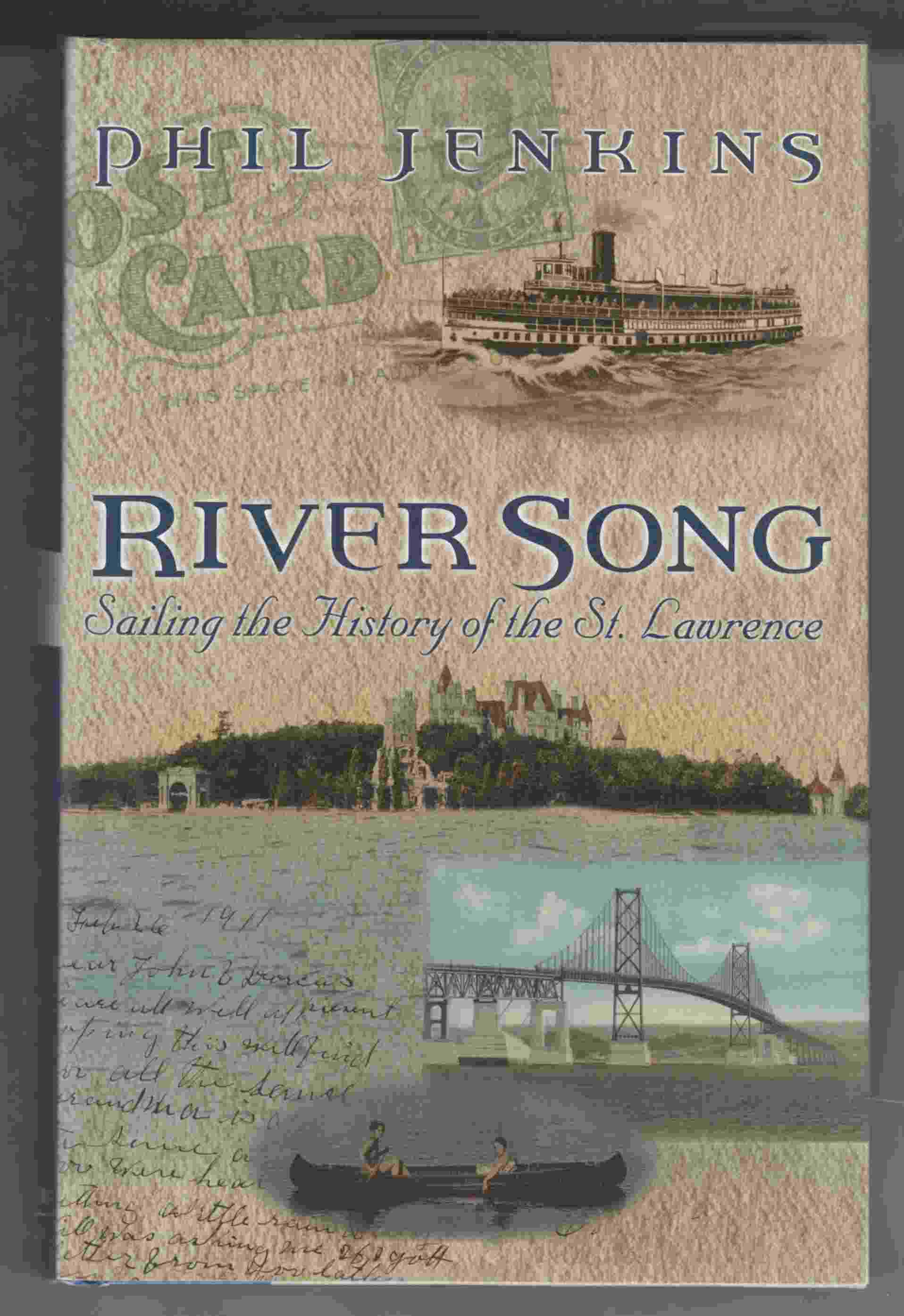 Image for River Song Sailing the History of the St. Lawrence