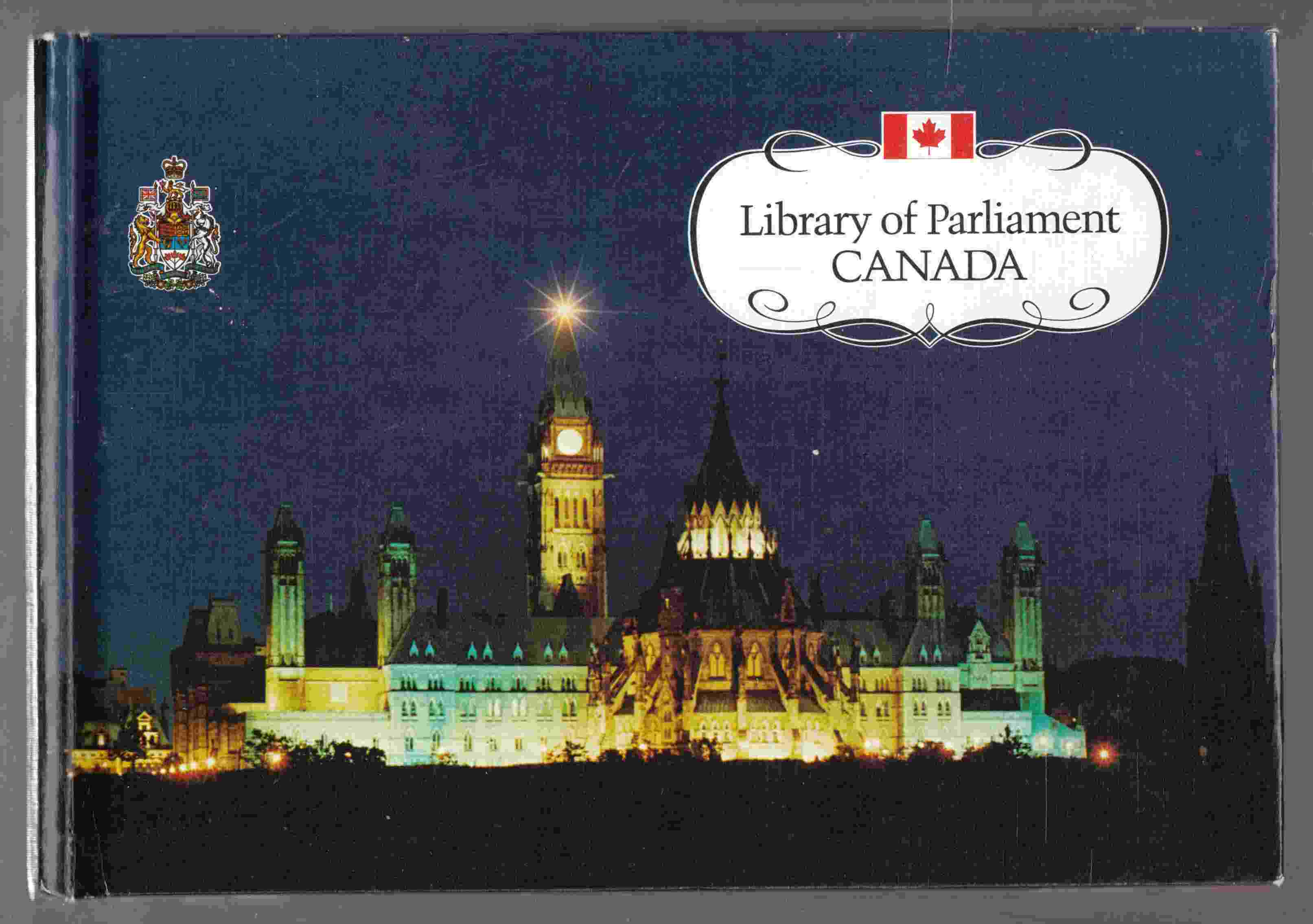 Image for Library of Parliament Canada / Canada Bibliotheque Du Parlement (2 Volume Set)