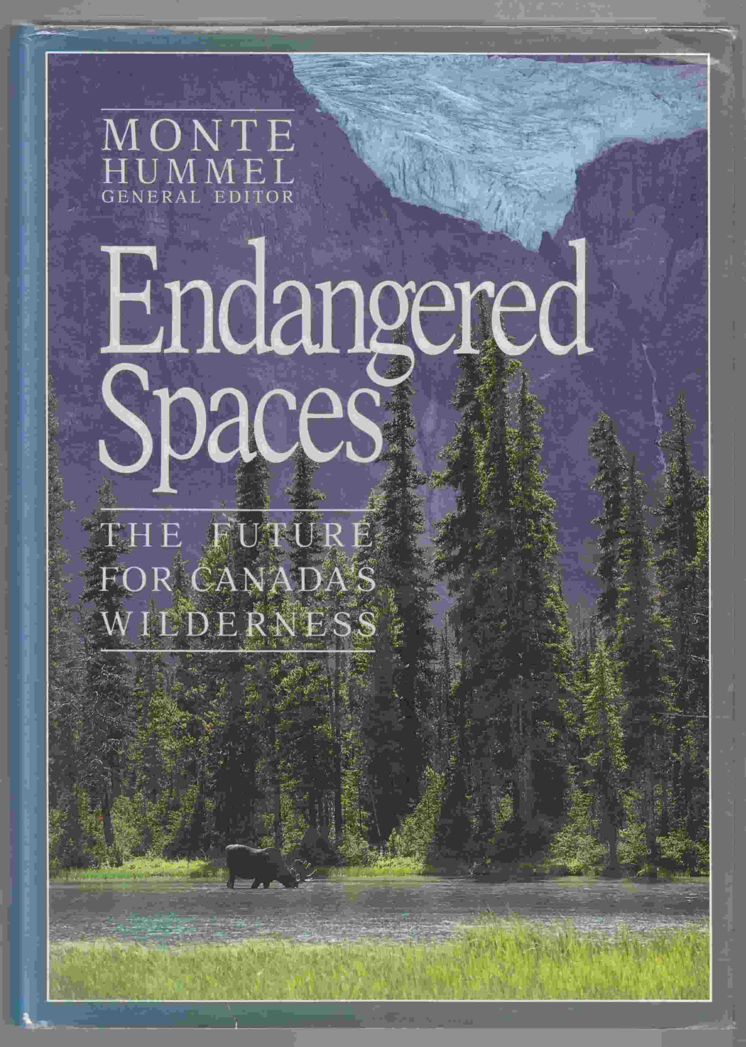Image for Endangered Spaces The Future for Canada's Wilderness