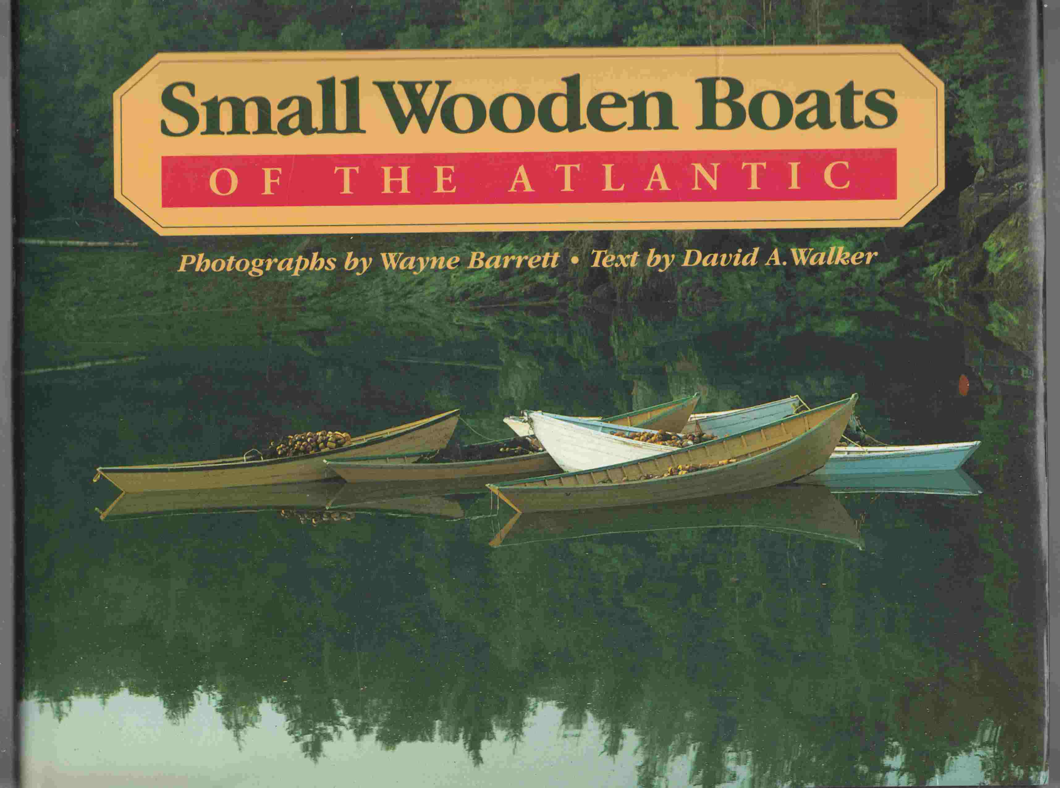 Image for Small Wooden Boats of the Atlantic