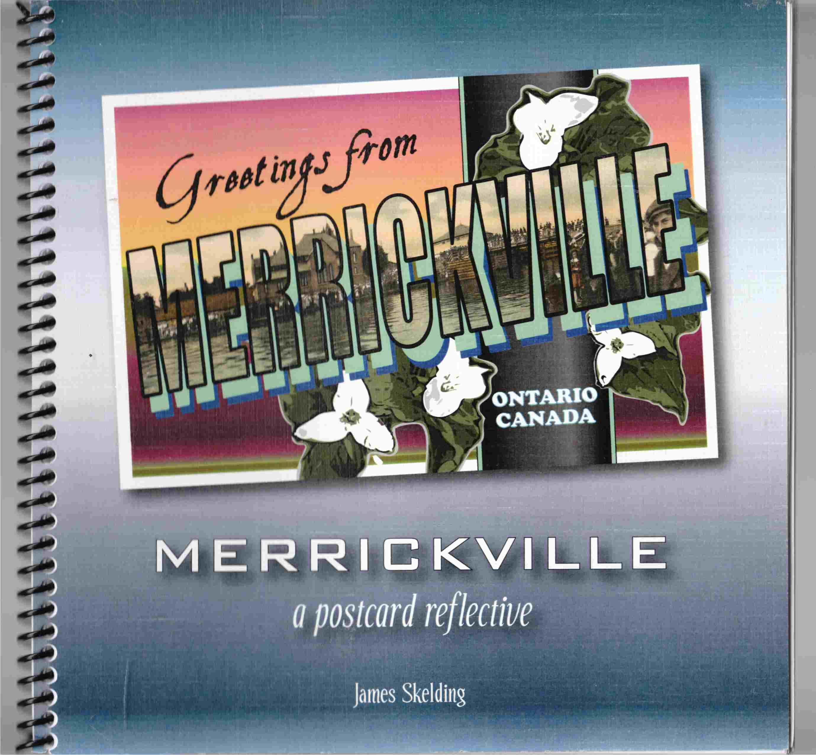 Image for Merrickville A Postcard Reflective