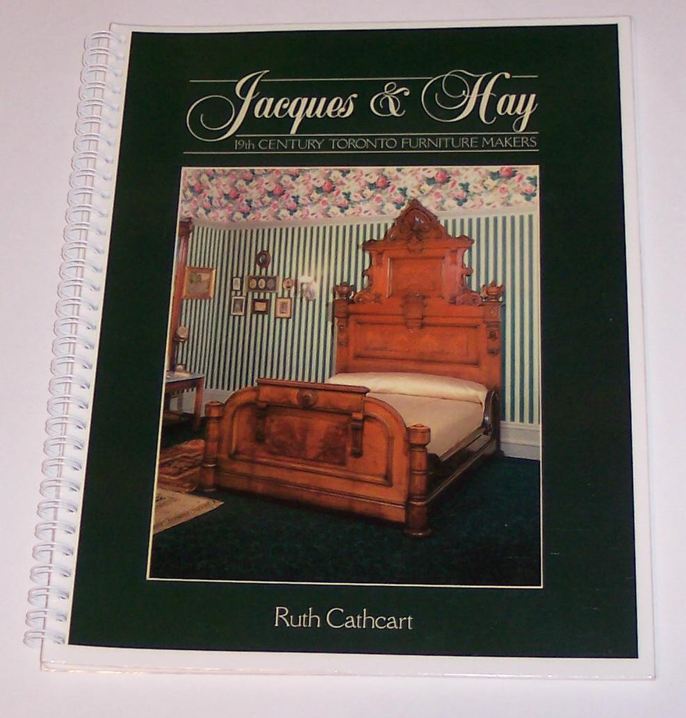 Image for Jacques & Hay 19th Century Toronto Furniture Makers