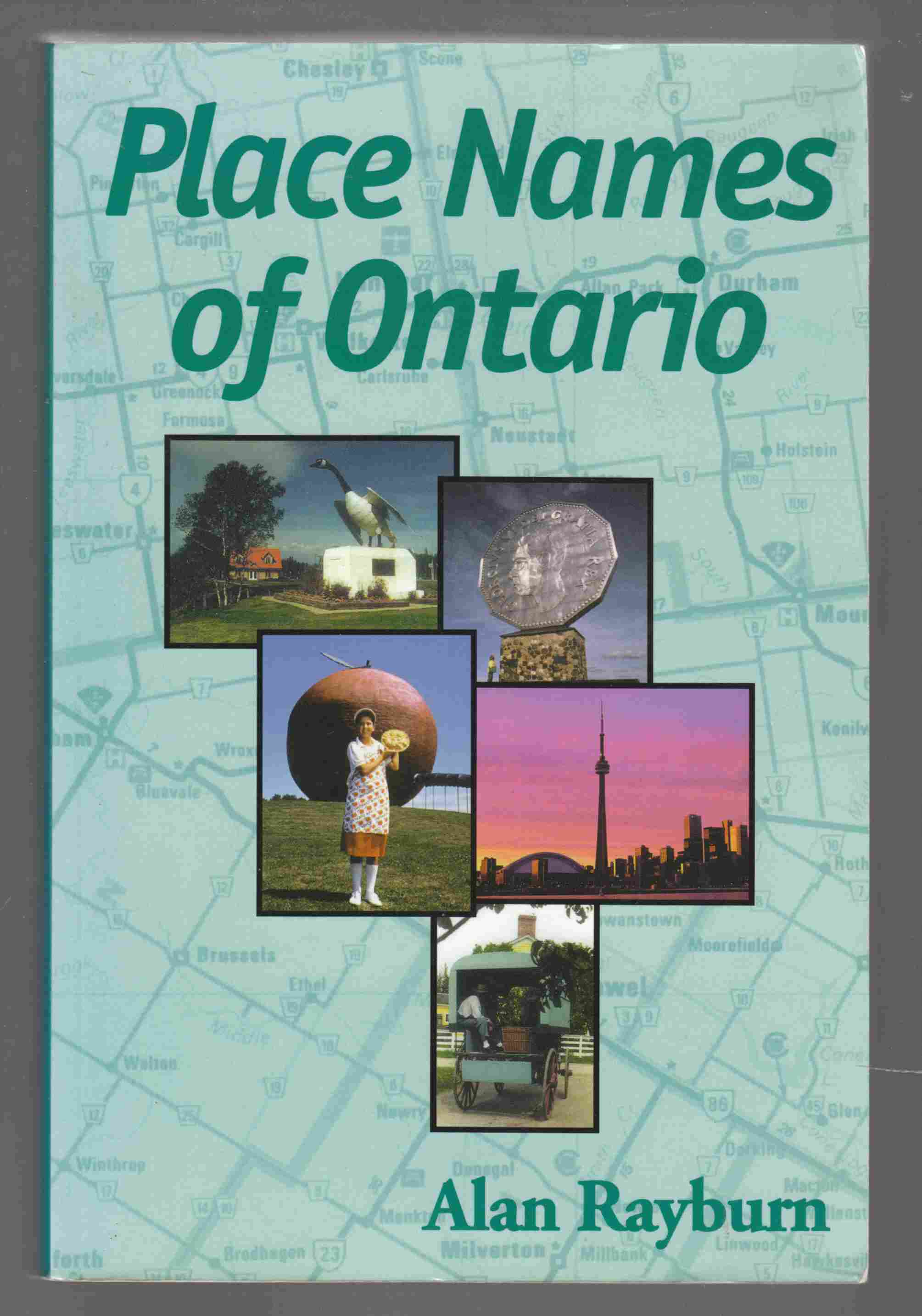 Image for Place Names of Ontario
