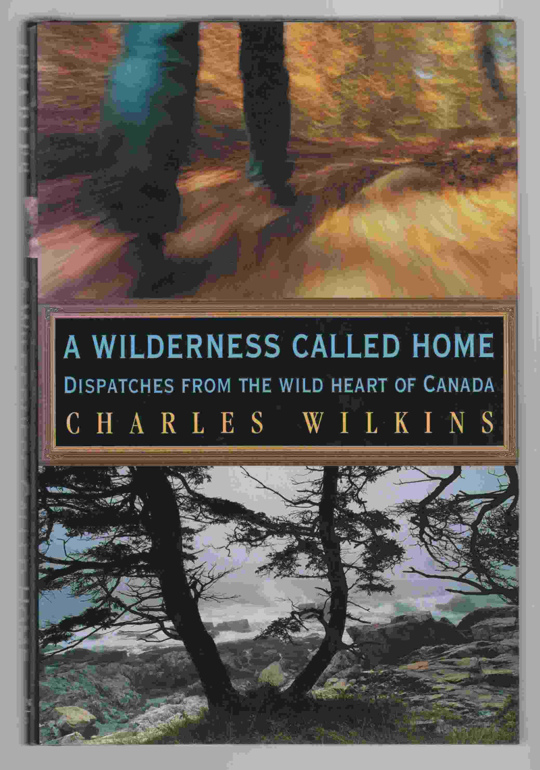 Image for A Wilderness Called Home Dispatches from the Heart of Canada
