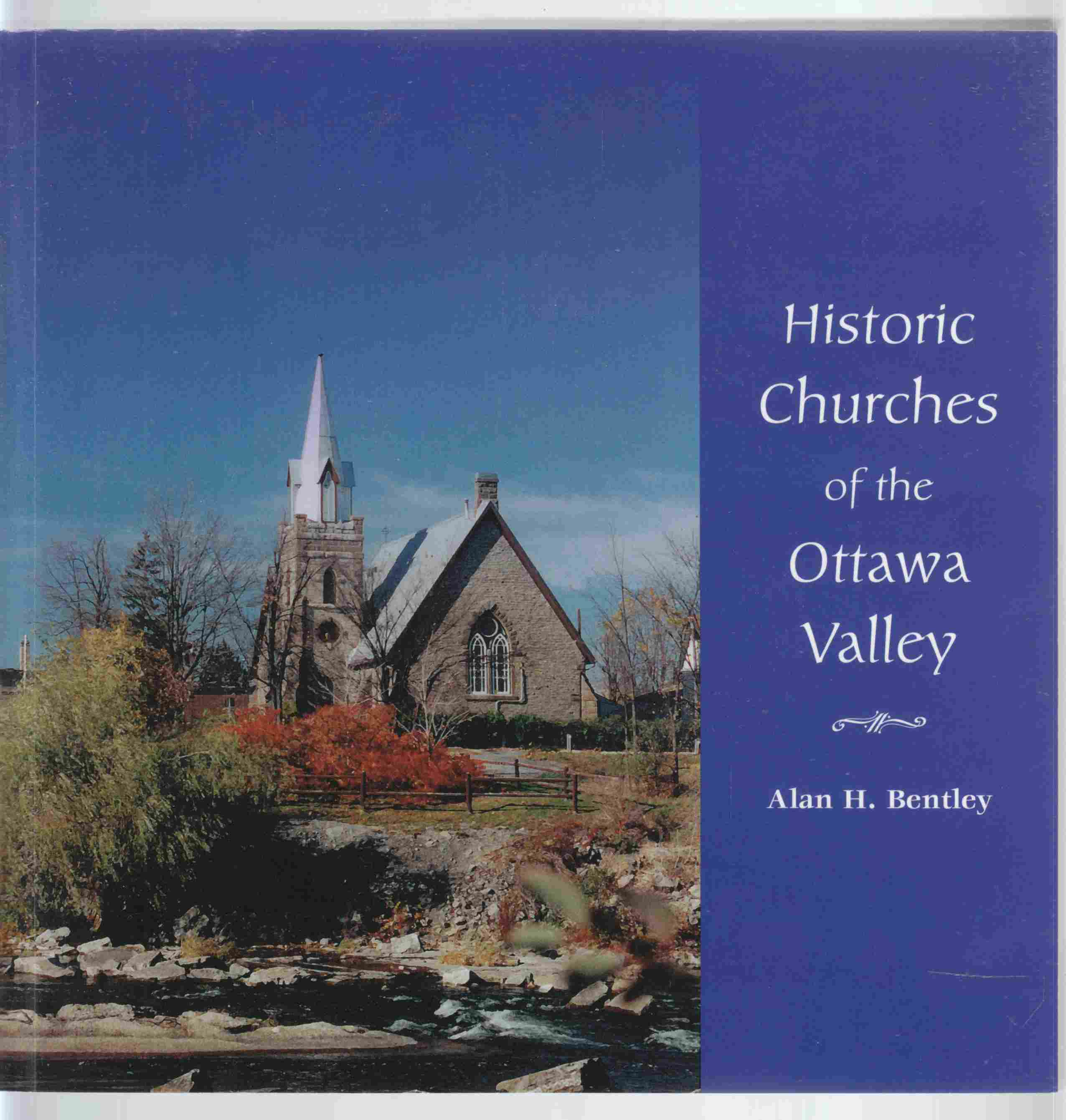 Image for Historic Churches of the Ottawa Valley