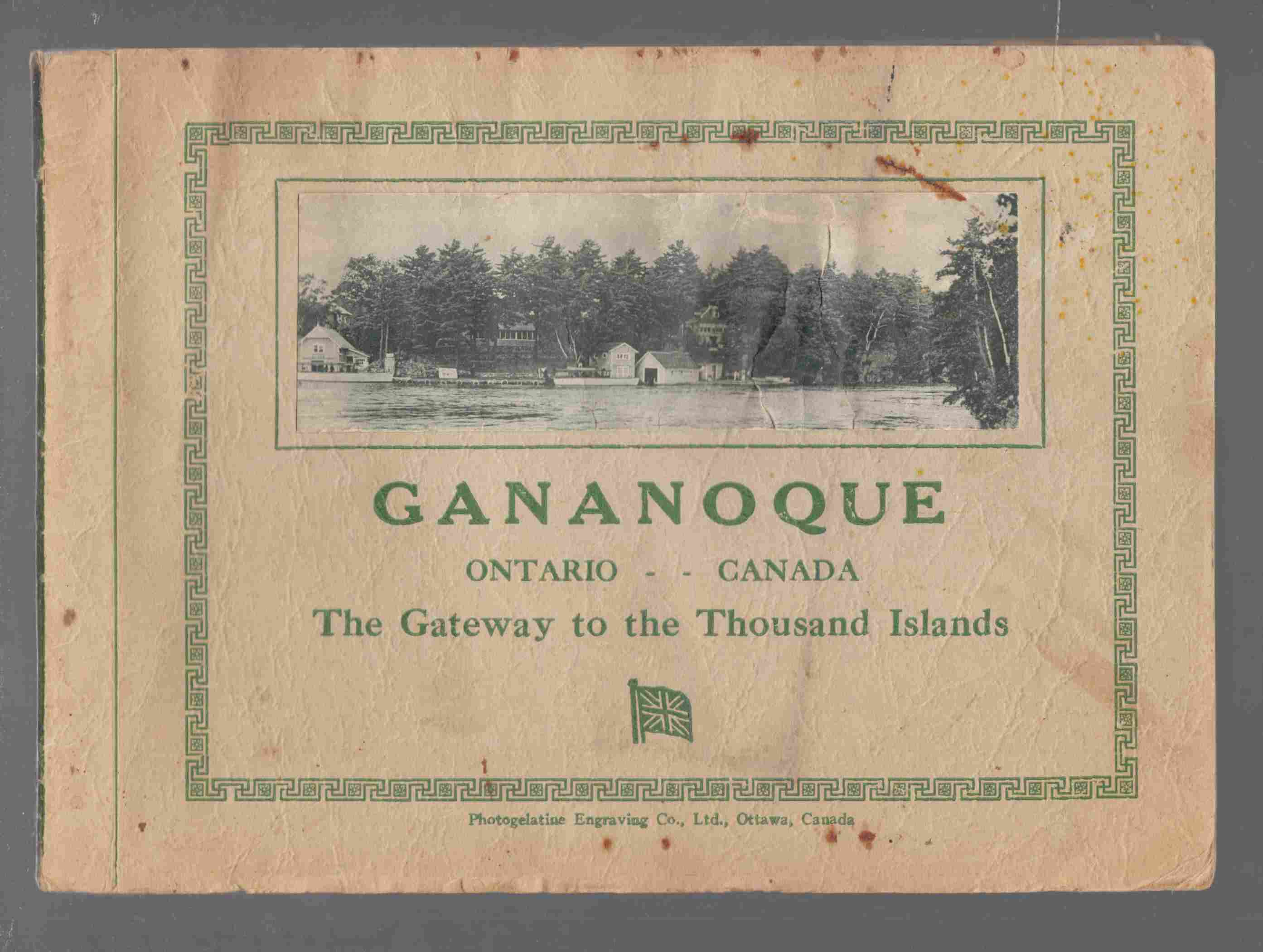 Image for Gananoque Canadian Gateway to the Thousand Islands