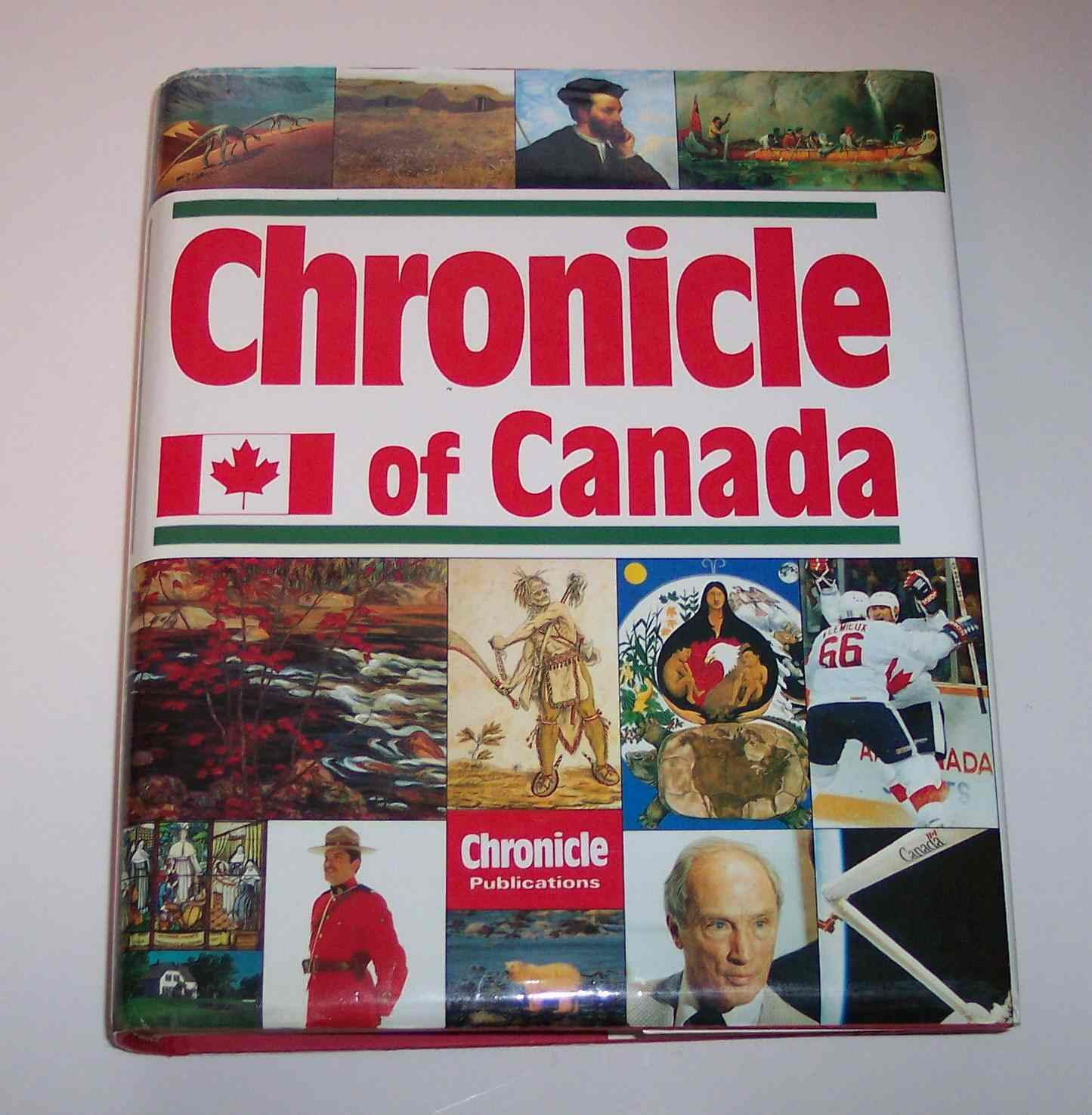 Image for Chronicle of Canada