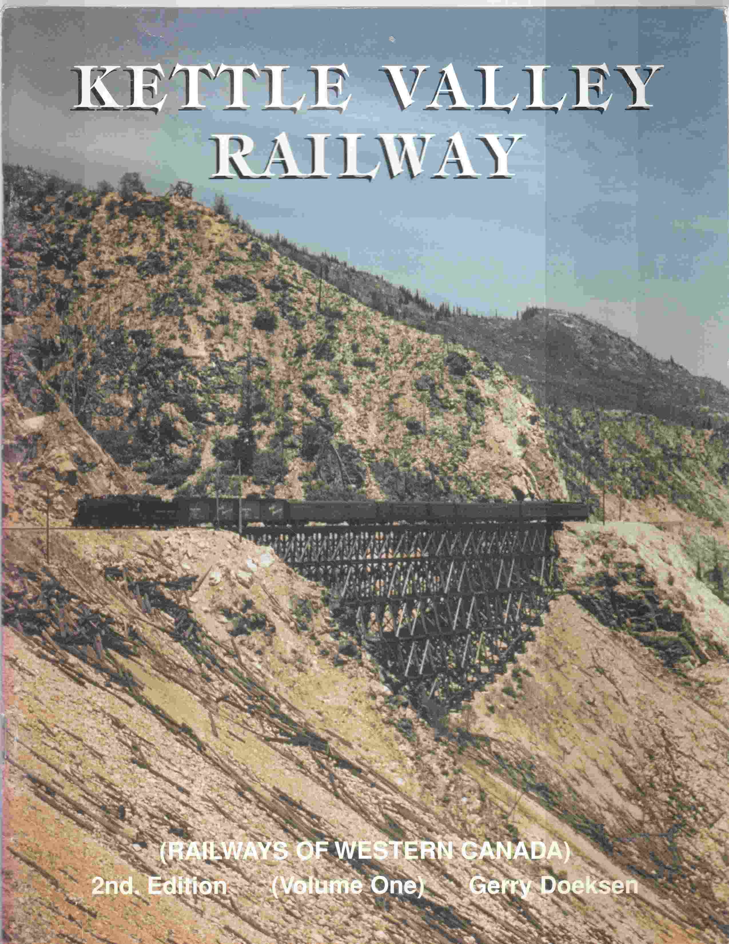 Image for Kettle Valley Railway