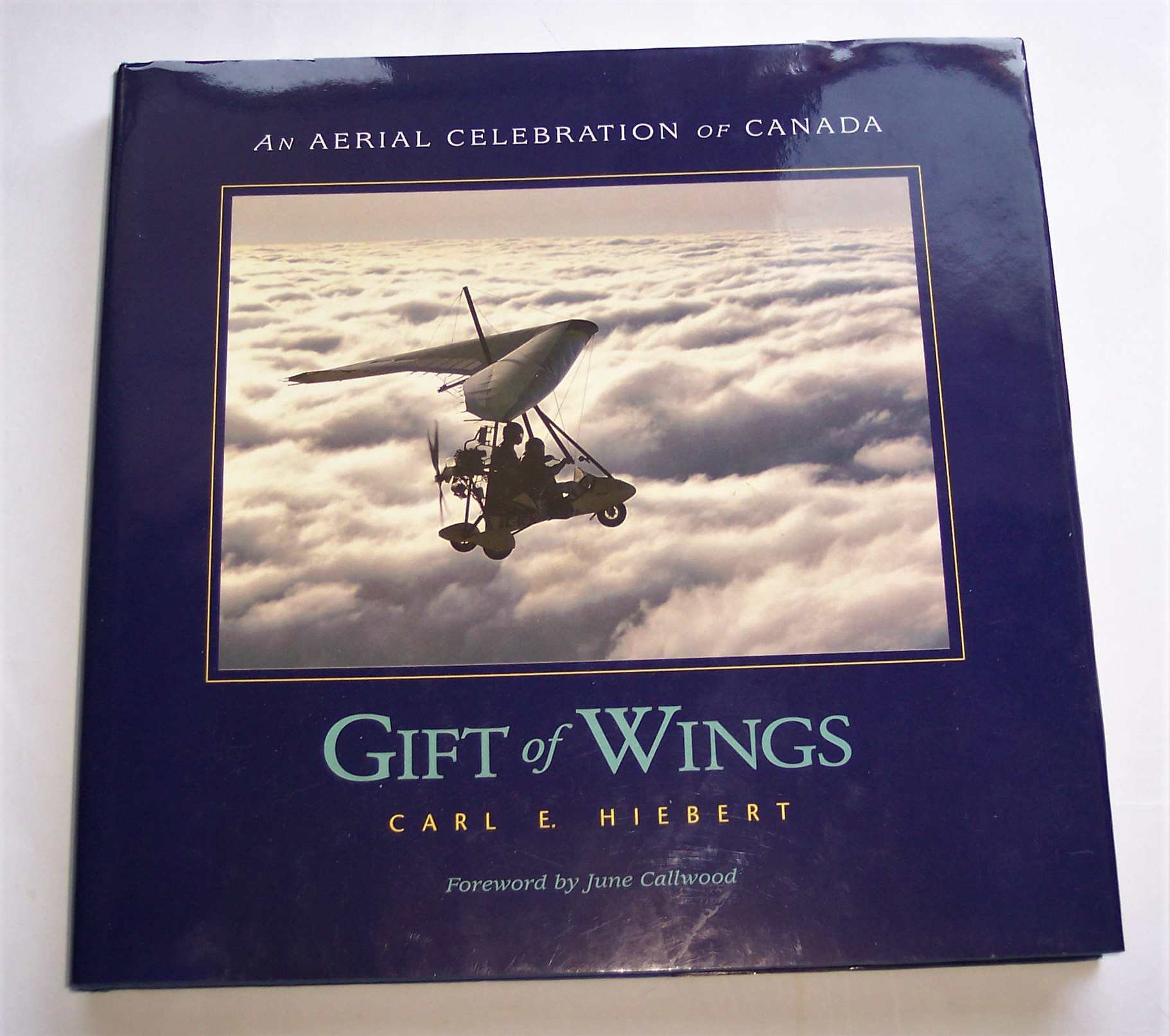 Image for Gift of Wings  An Aerial Celebration of Canada