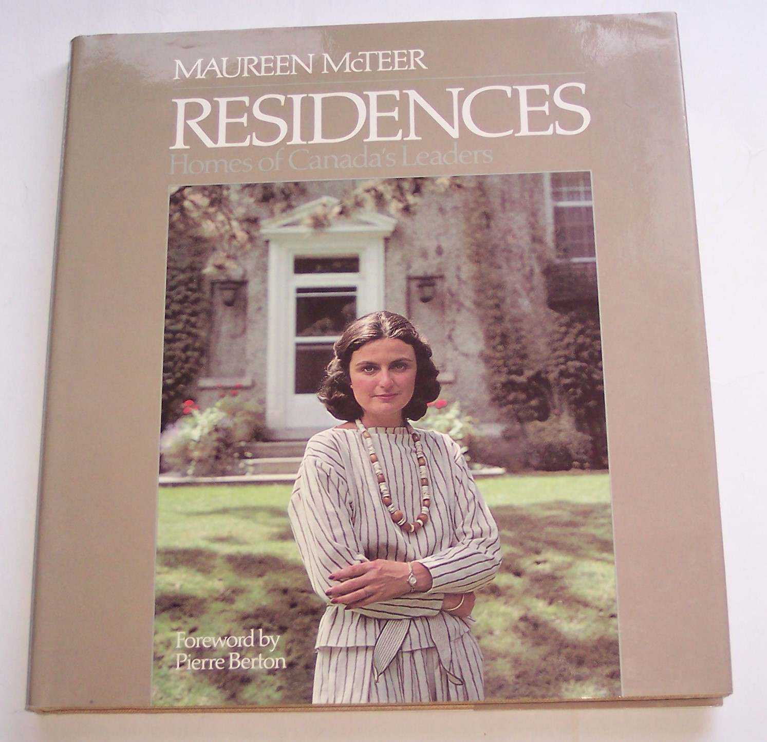 Image for Residences: Homes of Canada's Leaders