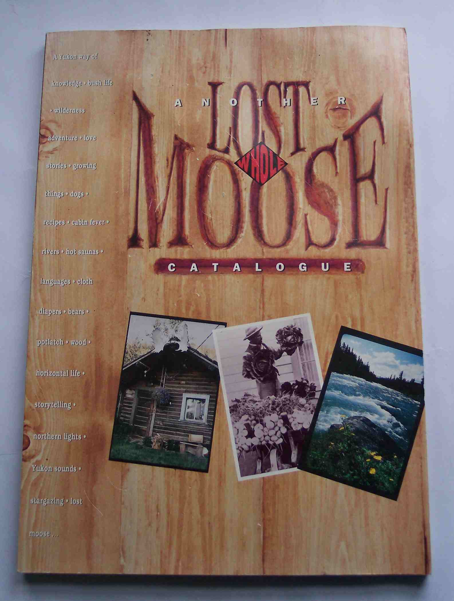 Image for Another Lost Whole Moose Catalogue