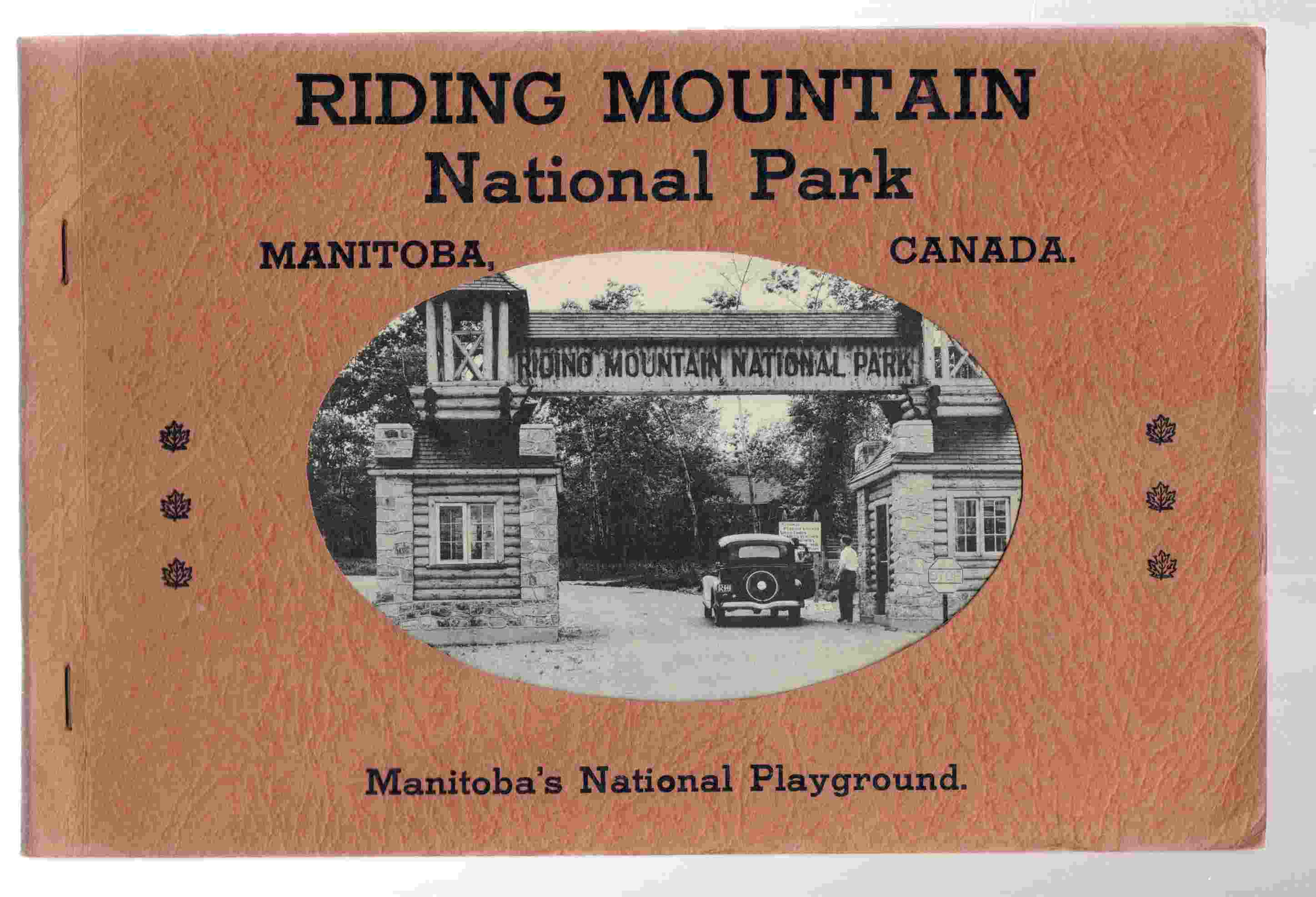 Image for Riding Mountain National Park
