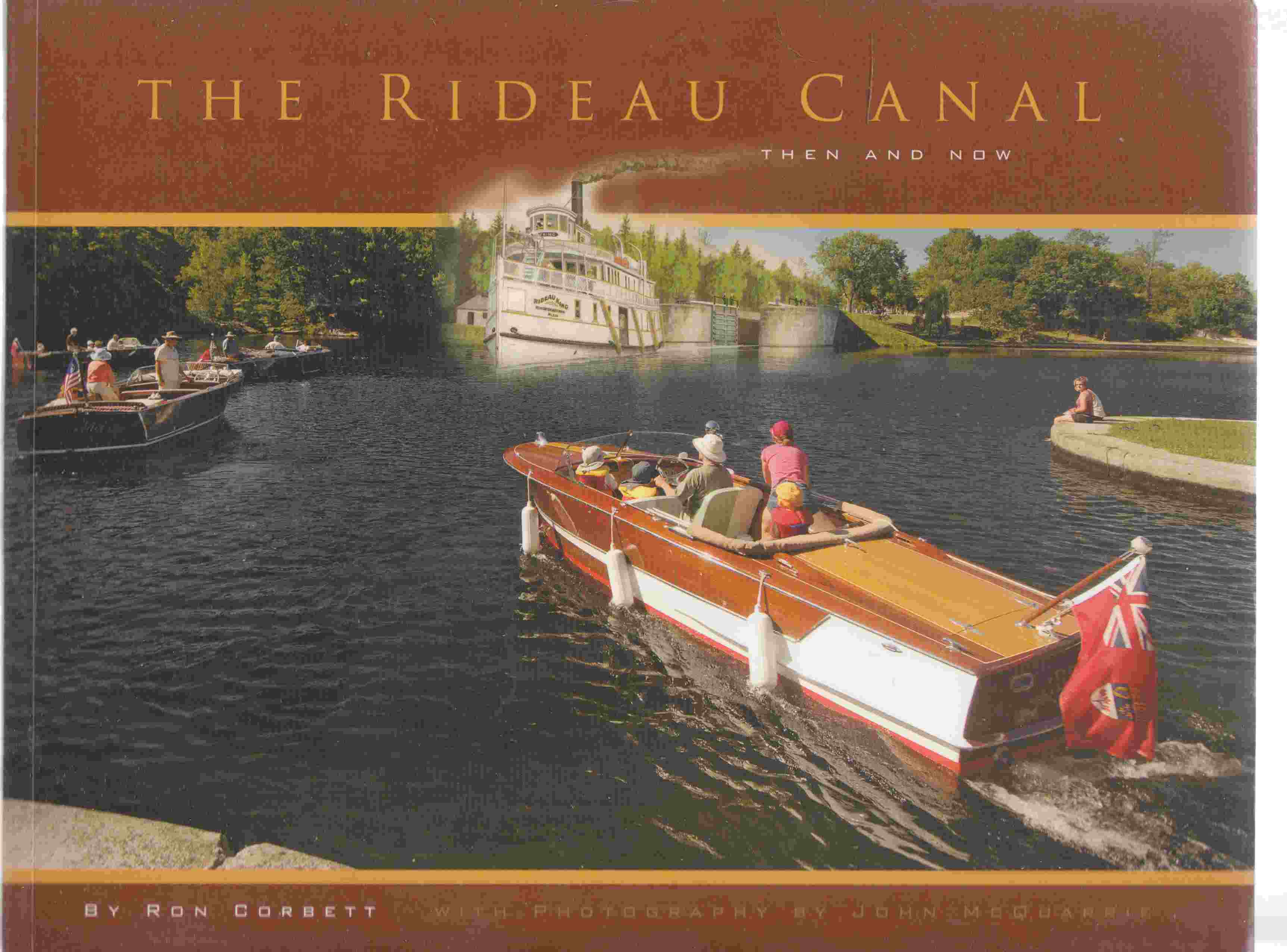 Image for The Rideau Canal Then and Now