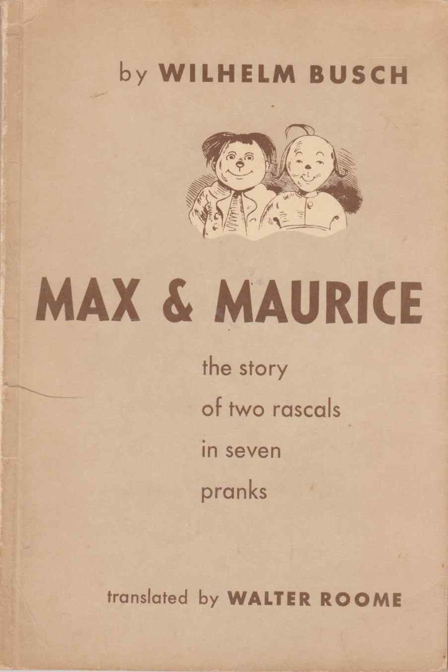 Image for Max & Maurice