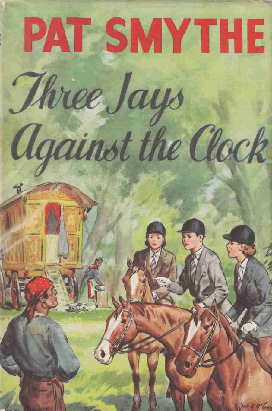 Image for Three Jays Against the Clock