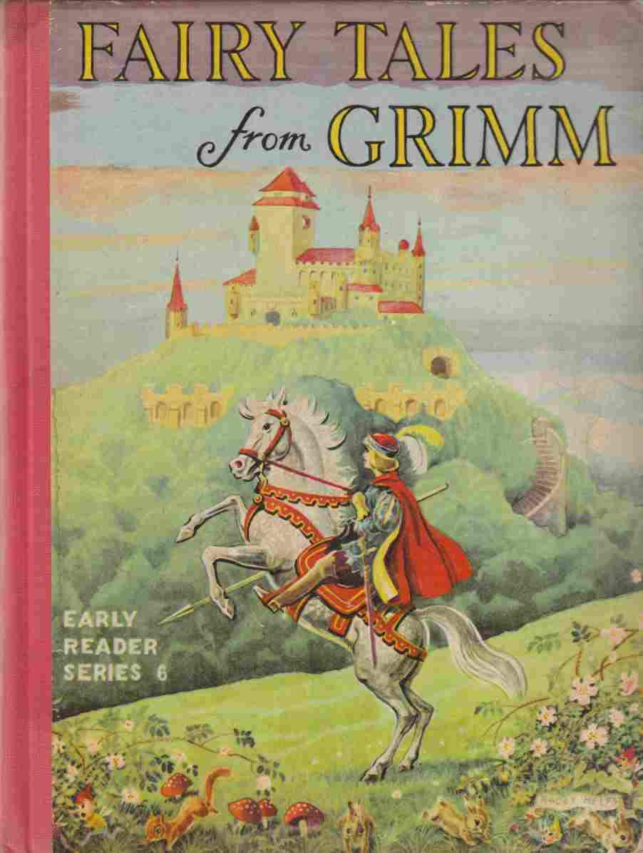 Image for Fairy Tales from Grimm: Retold for Very Young Readers
