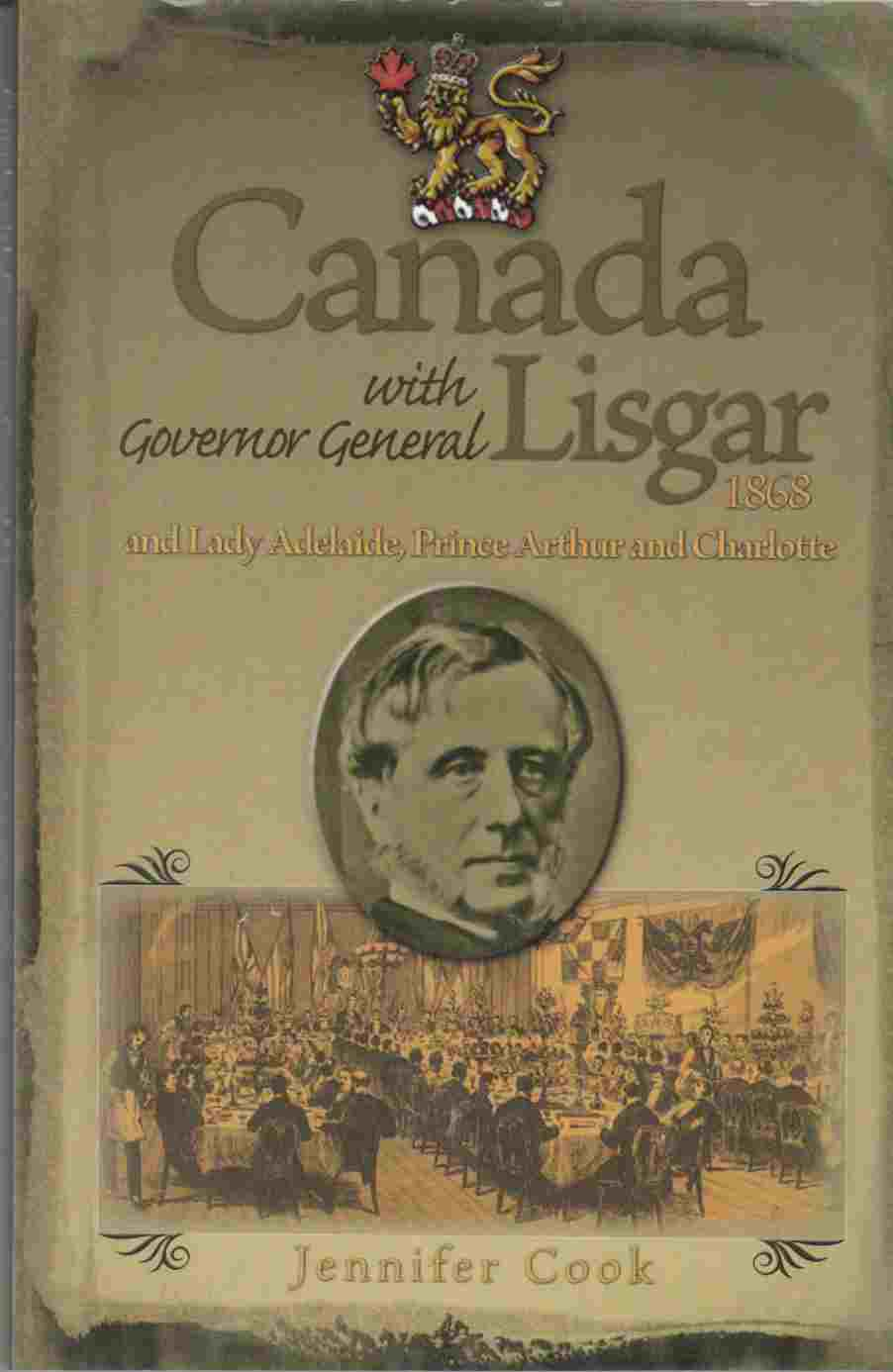 Image for Canada with Governor General Lisgar 1868:  And Lady Adelaide, Prince Arthur and Charlotte