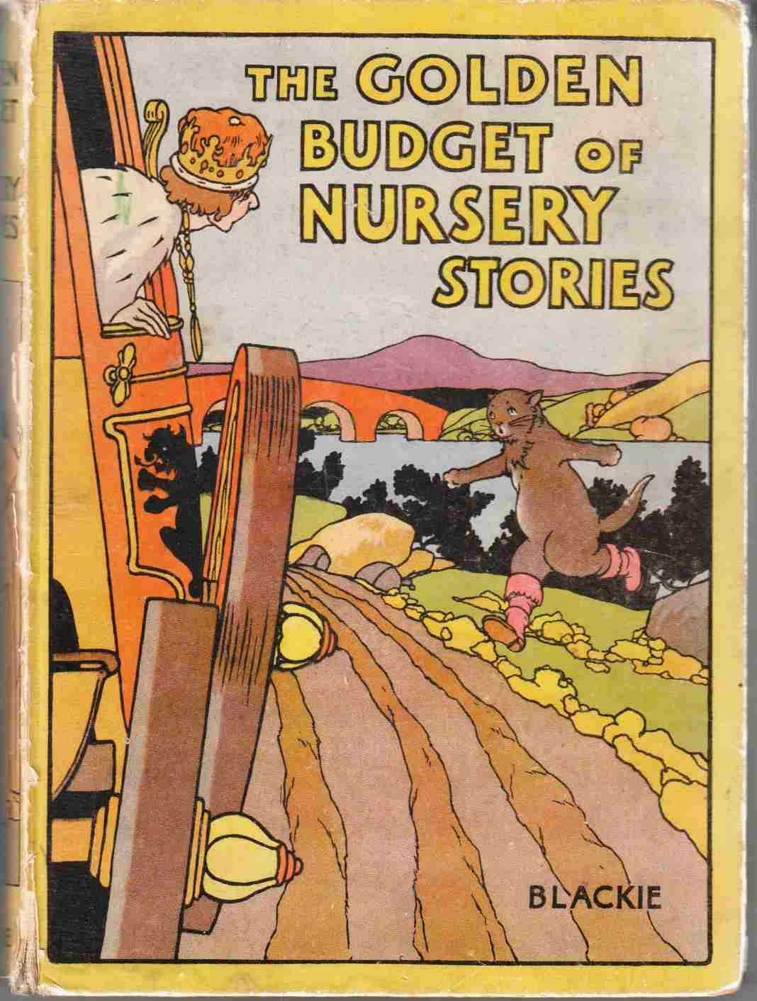 Image for The Golden Budget of Nursery Stories